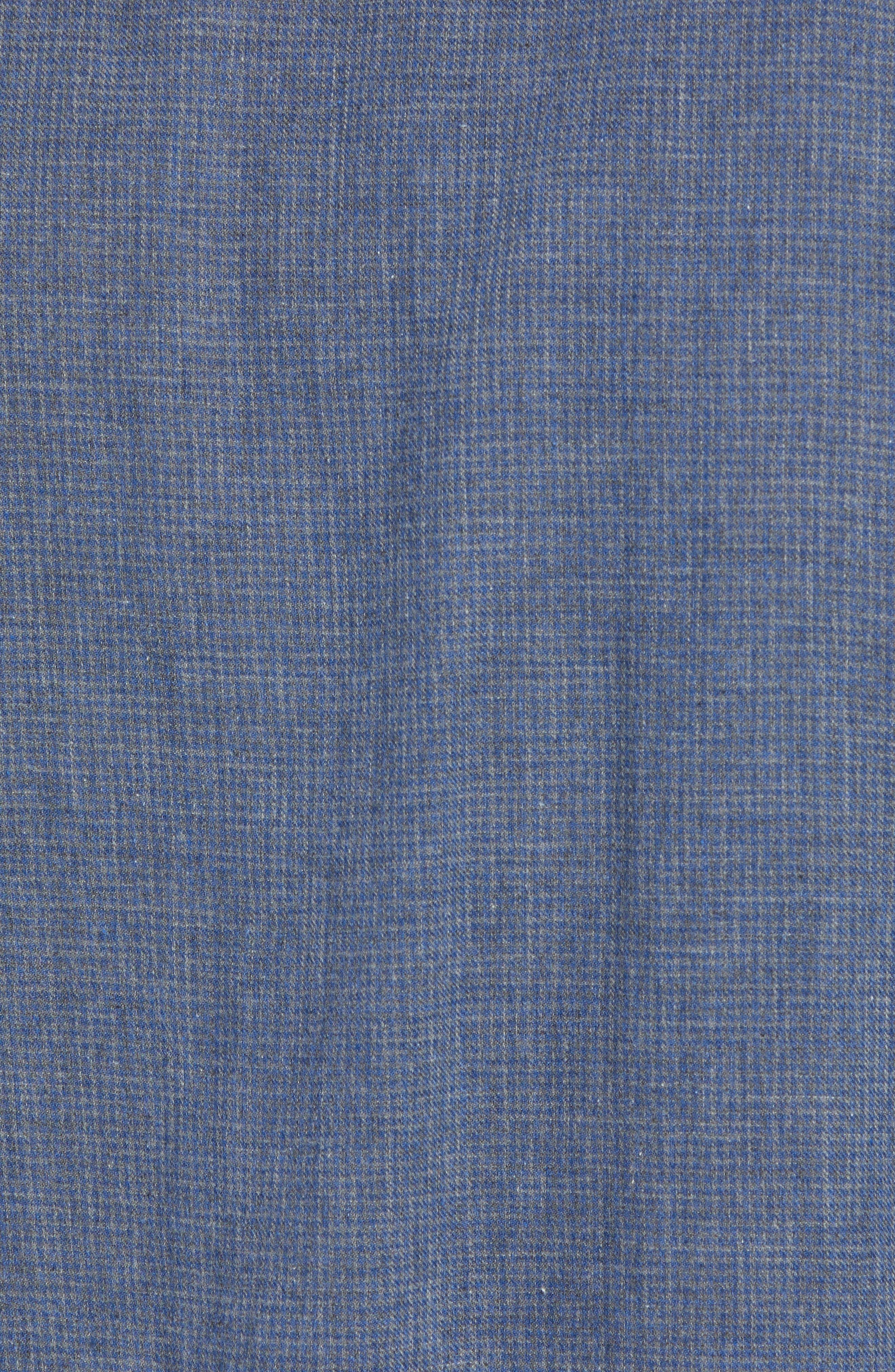 John Regular Fit Sport Shirt,                             Alternate thumbnail 5, color,                             420