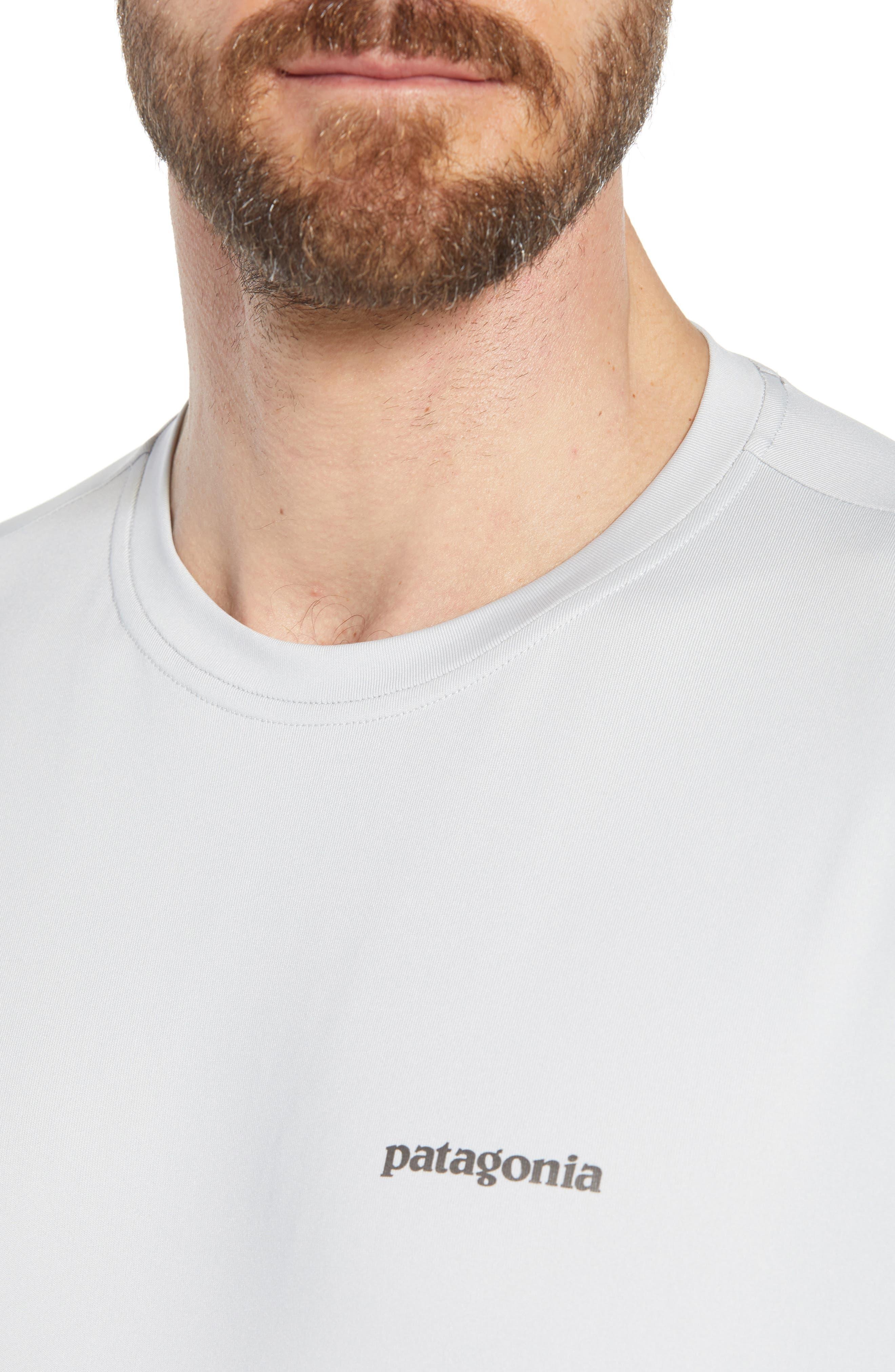 Tech Fish Graphic Long Sleeve T-Shirt,                             Alternate thumbnail 13, color,