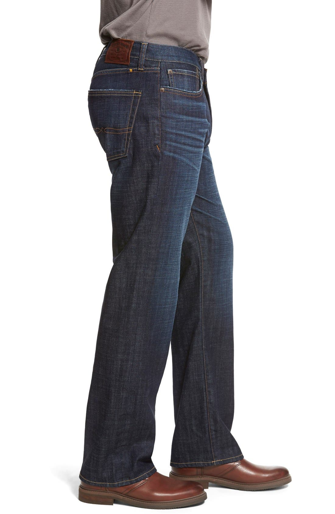'361 Vintage' Straight Leg Jeans,                             Alternate thumbnail 5, color,                             410