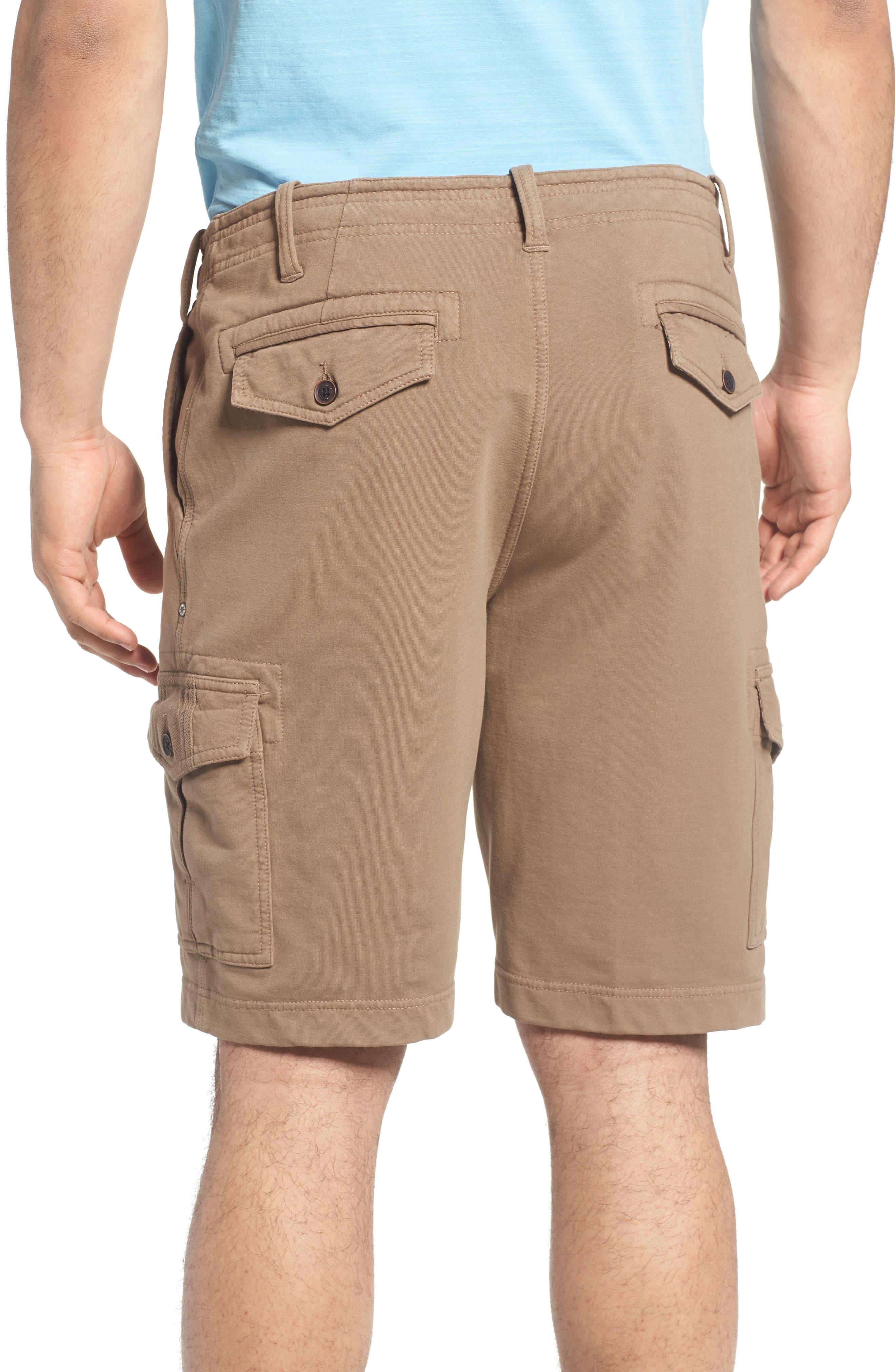 Carlton Knit Cargo Shorts,                             Alternate thumbnail 2, color,                             249