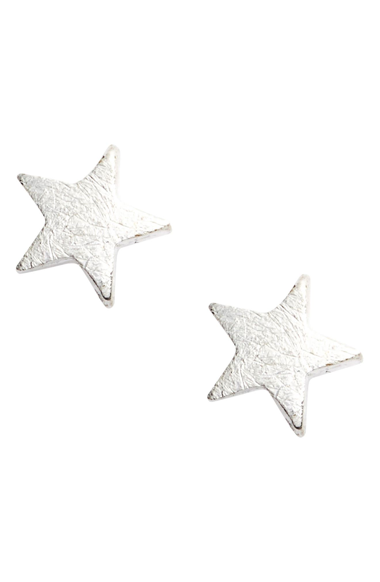 Bright Star Mini Stud Earrings,                             Main thumbnail 2, color,
