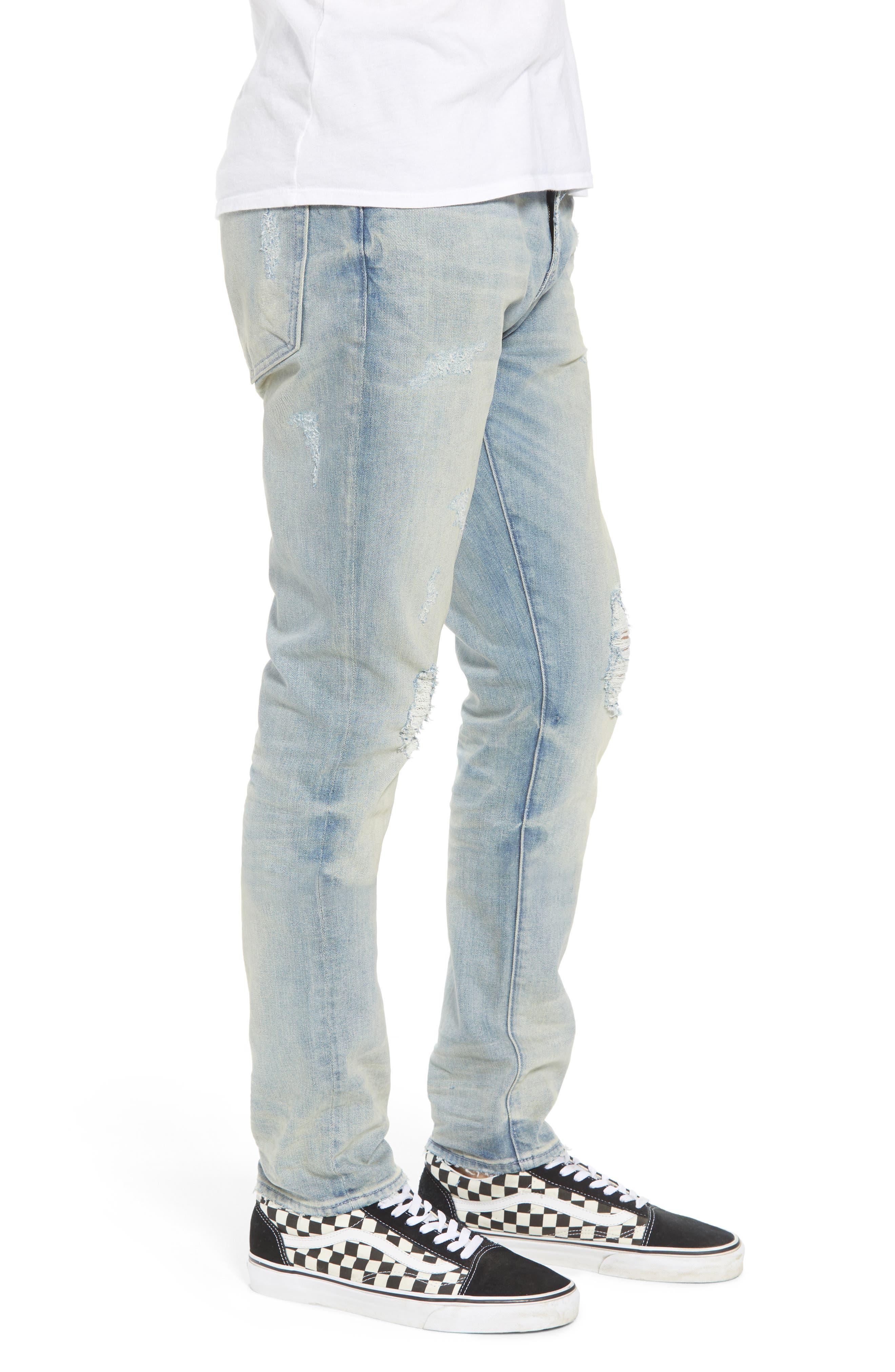 Windsor Slim Fit Jeans,                             Alternate thumbnail 3, color,                             LANGUID