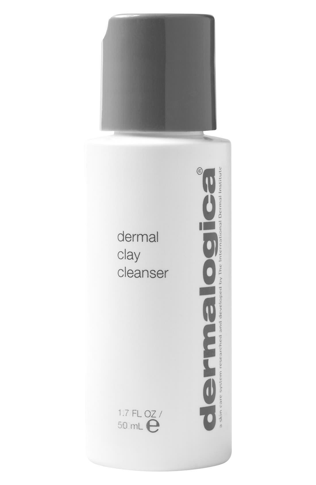 Dermal Clay Cleanser,                             Alternate thumbnail 2, color,                             NO COLOR