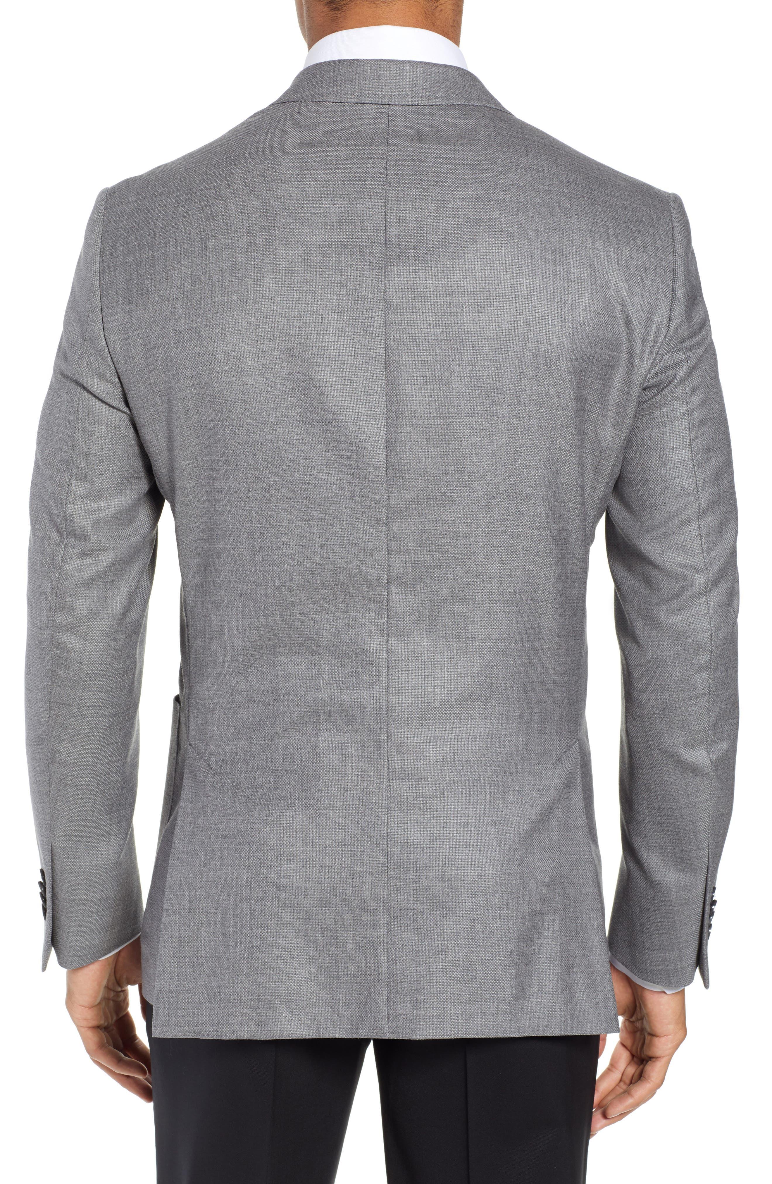 PETER MILLAR,                             Hyperlight Classic Fit Wool Sport Coat,                             Alternate thumbnail 2, color,                             020