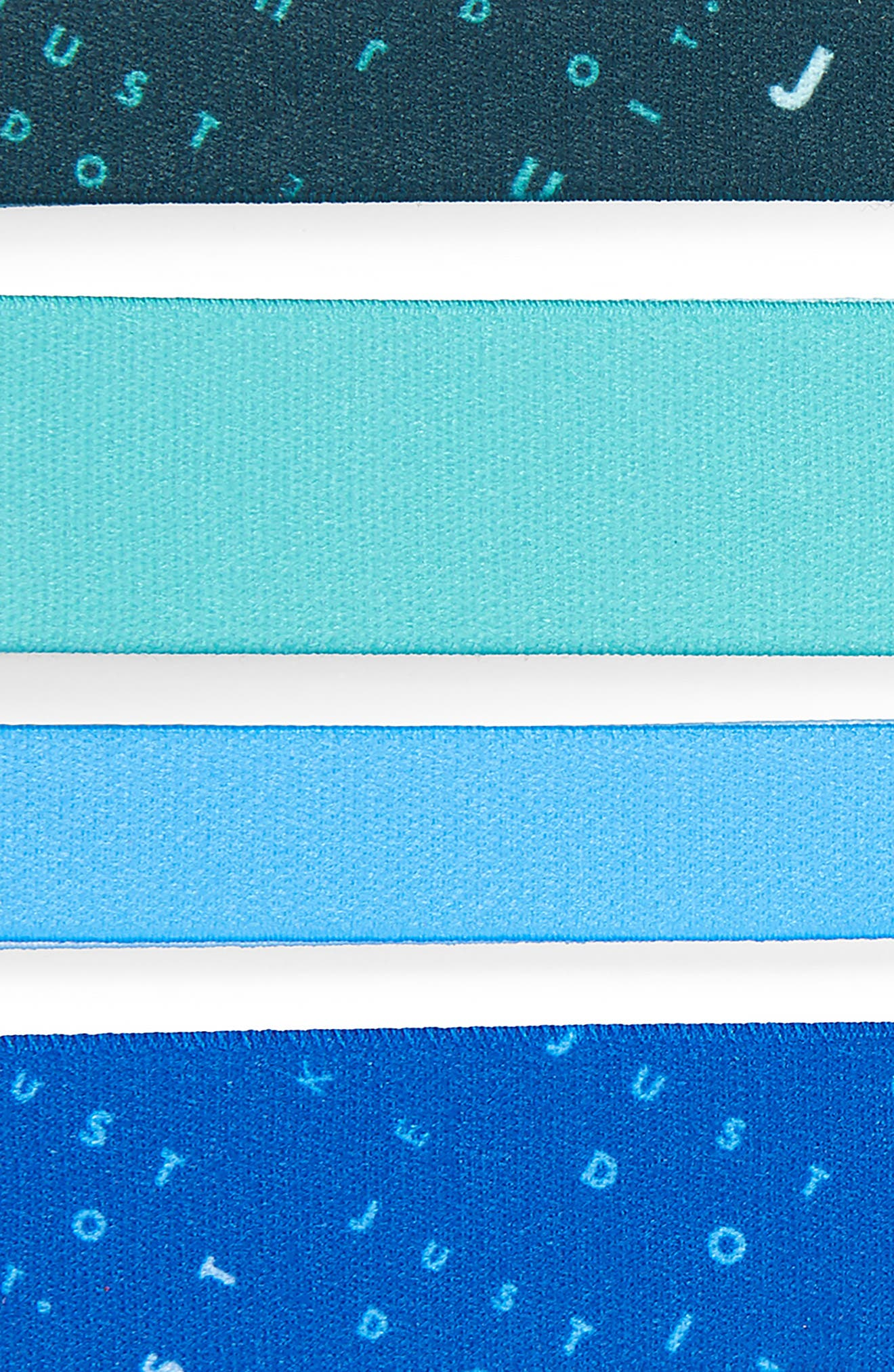 4-Pack Headbands,                             Alternate thumbnail 2, color,                             400