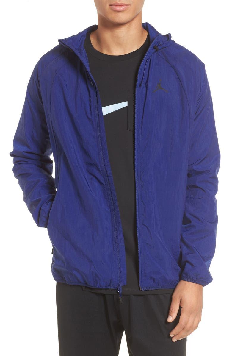 Wings Windbreaker Jacket