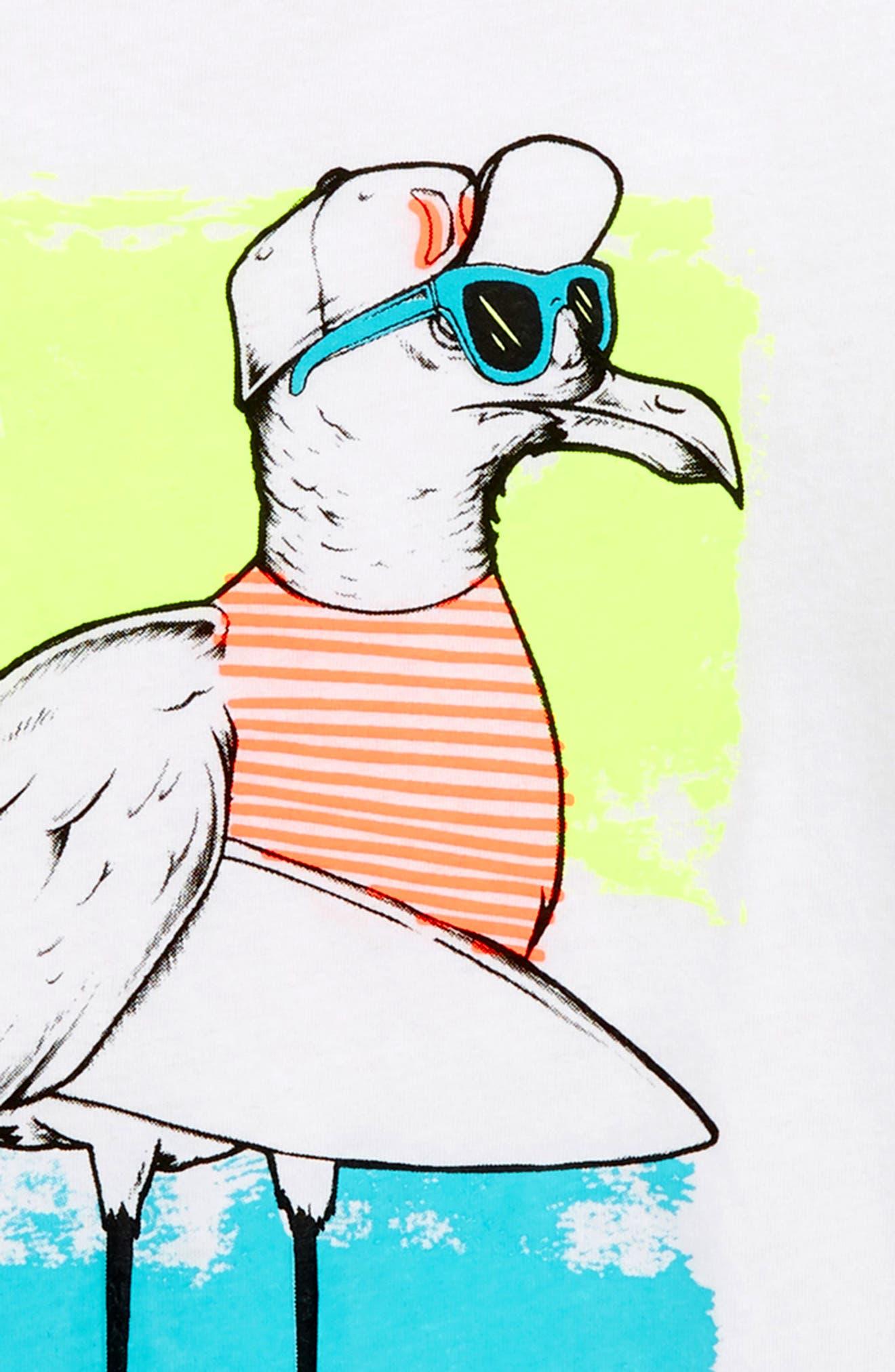 the Gull Tee,                             Alternate thumbnail 2, color,                             100