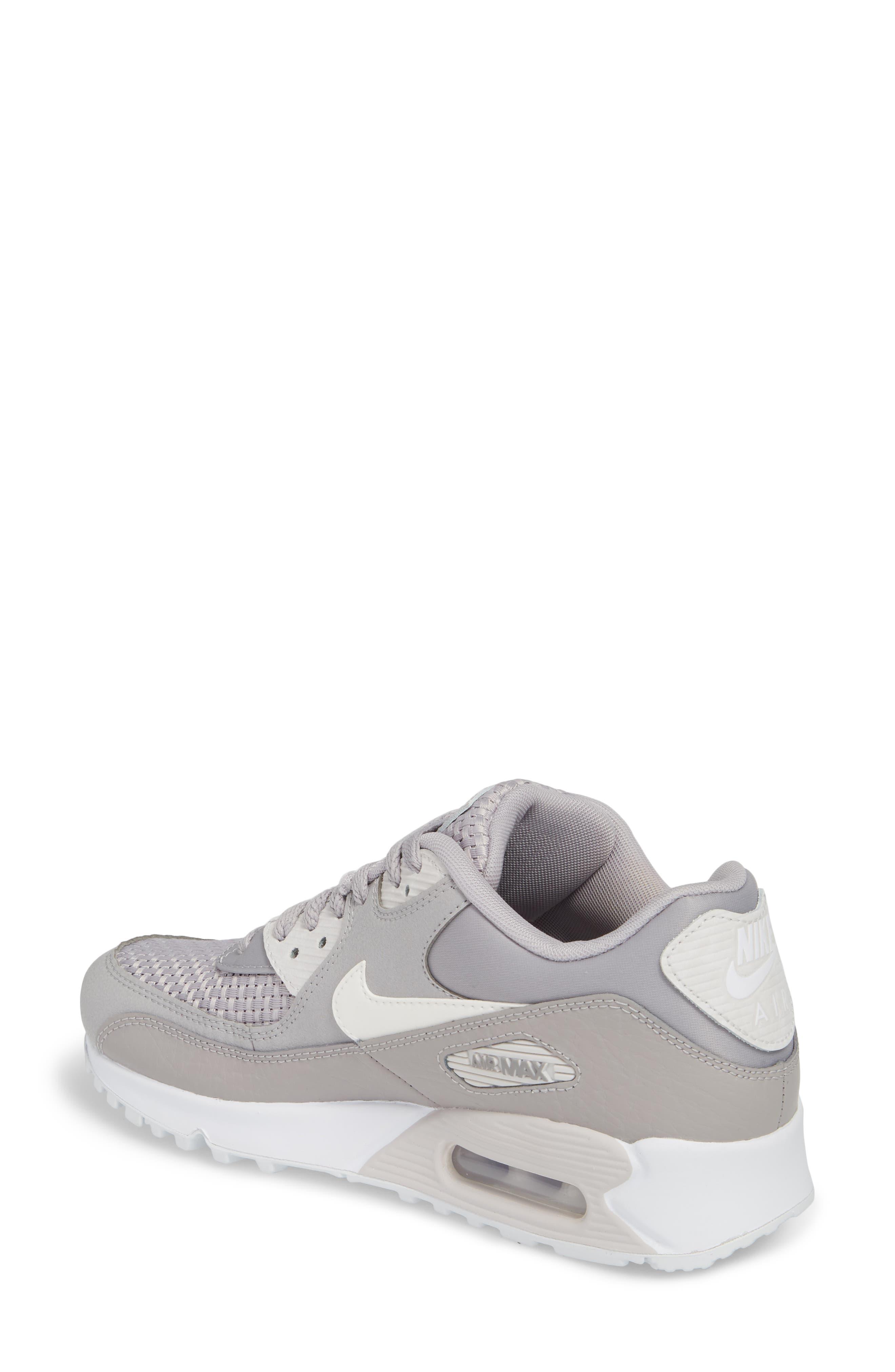 Air Max 90 SE Sneaker,                             Alternate thumbnail 10, color,