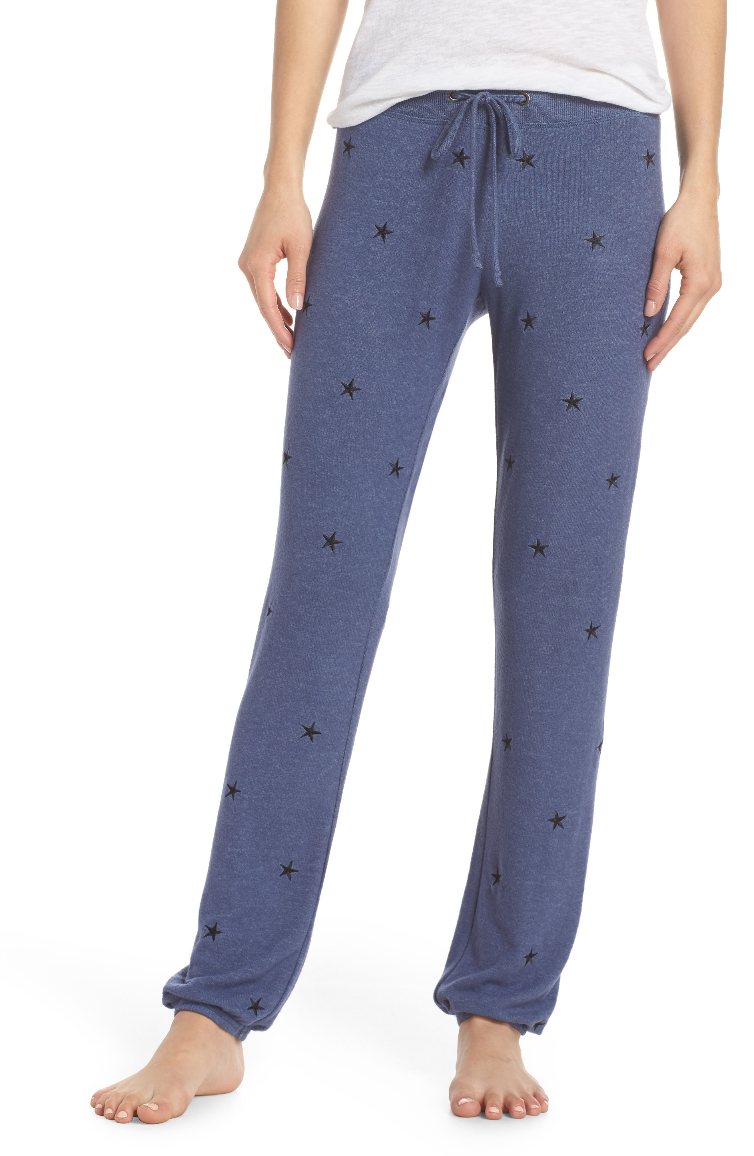 Good Vibes Jogger Pants,                         Main,                         color, BLUE INDIGO