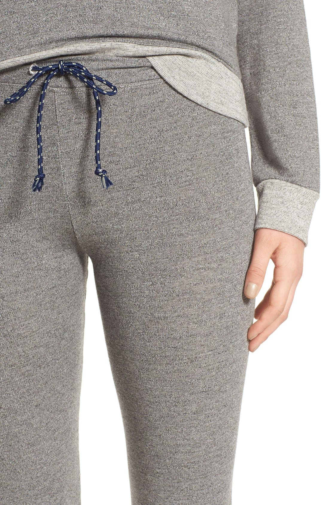 Skinny Sweatpants,                             Alternate thumbnail 2, color,                             039