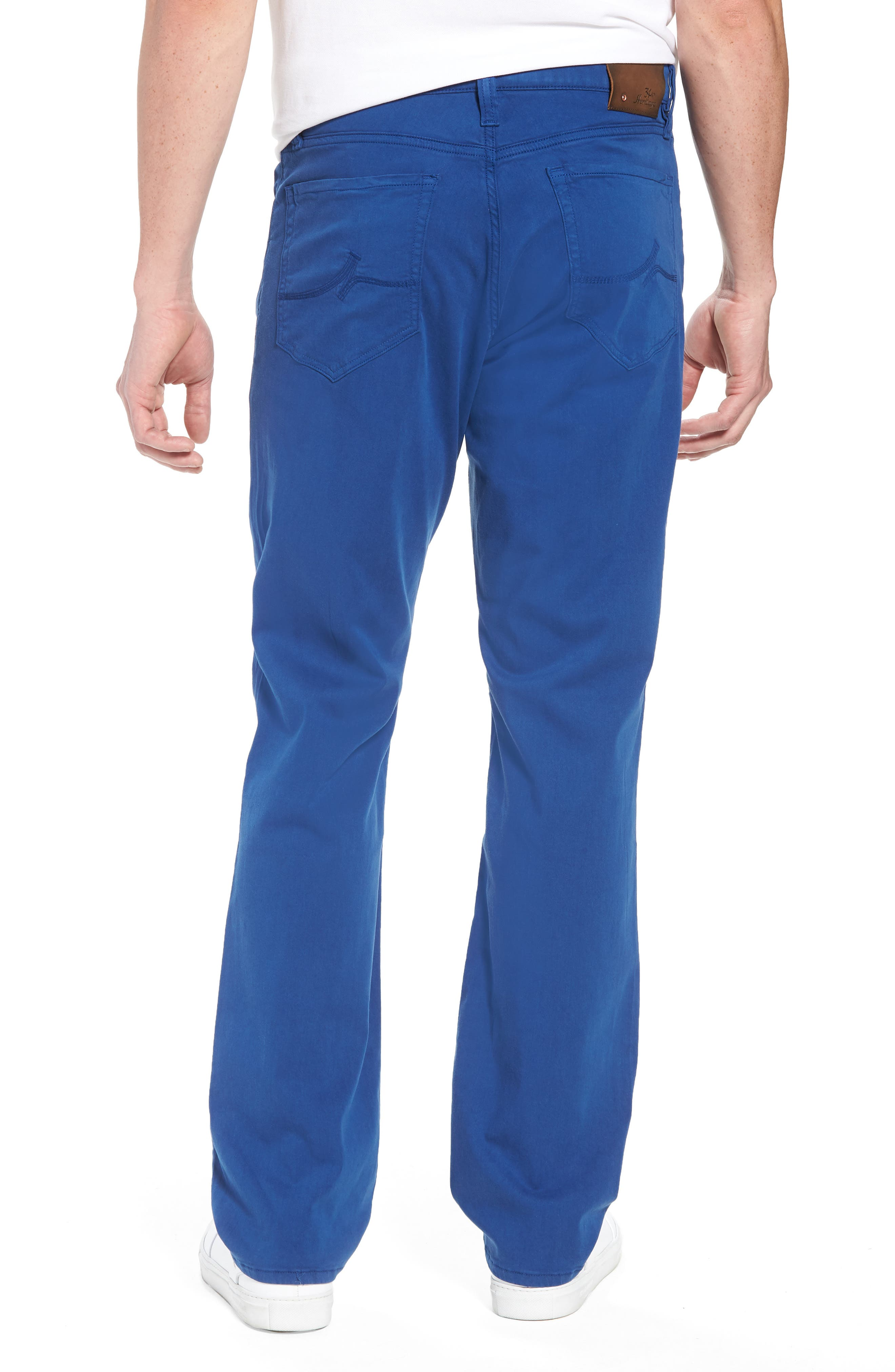 Charisma Relaxed Fit Jeans,                             Alternate thumbnail 2, color,                             ROYAL TWILL