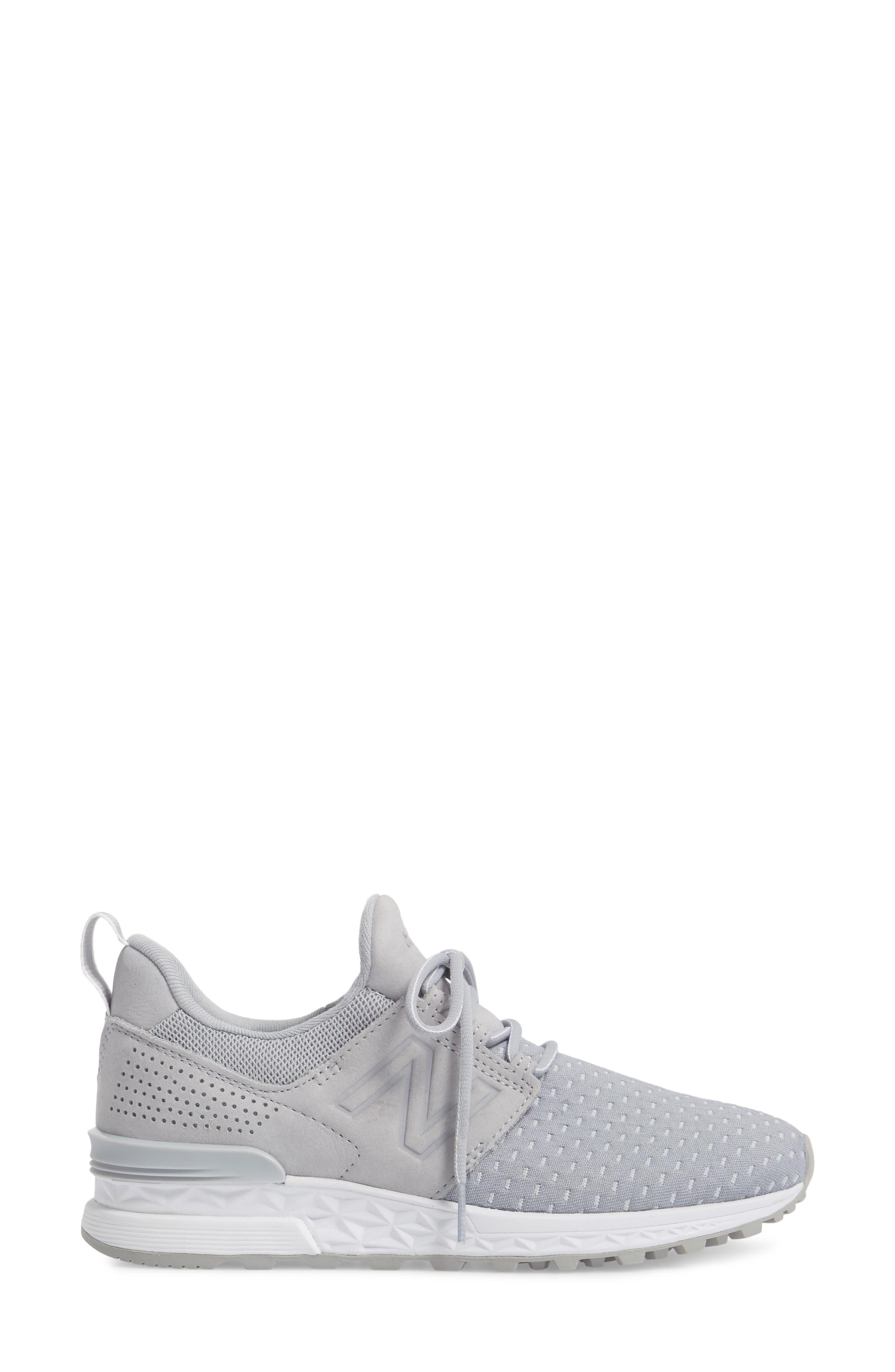 574 Sport Decon Fresh Foam Sneaker,                             Alternate thumbnail 3, color,                             097