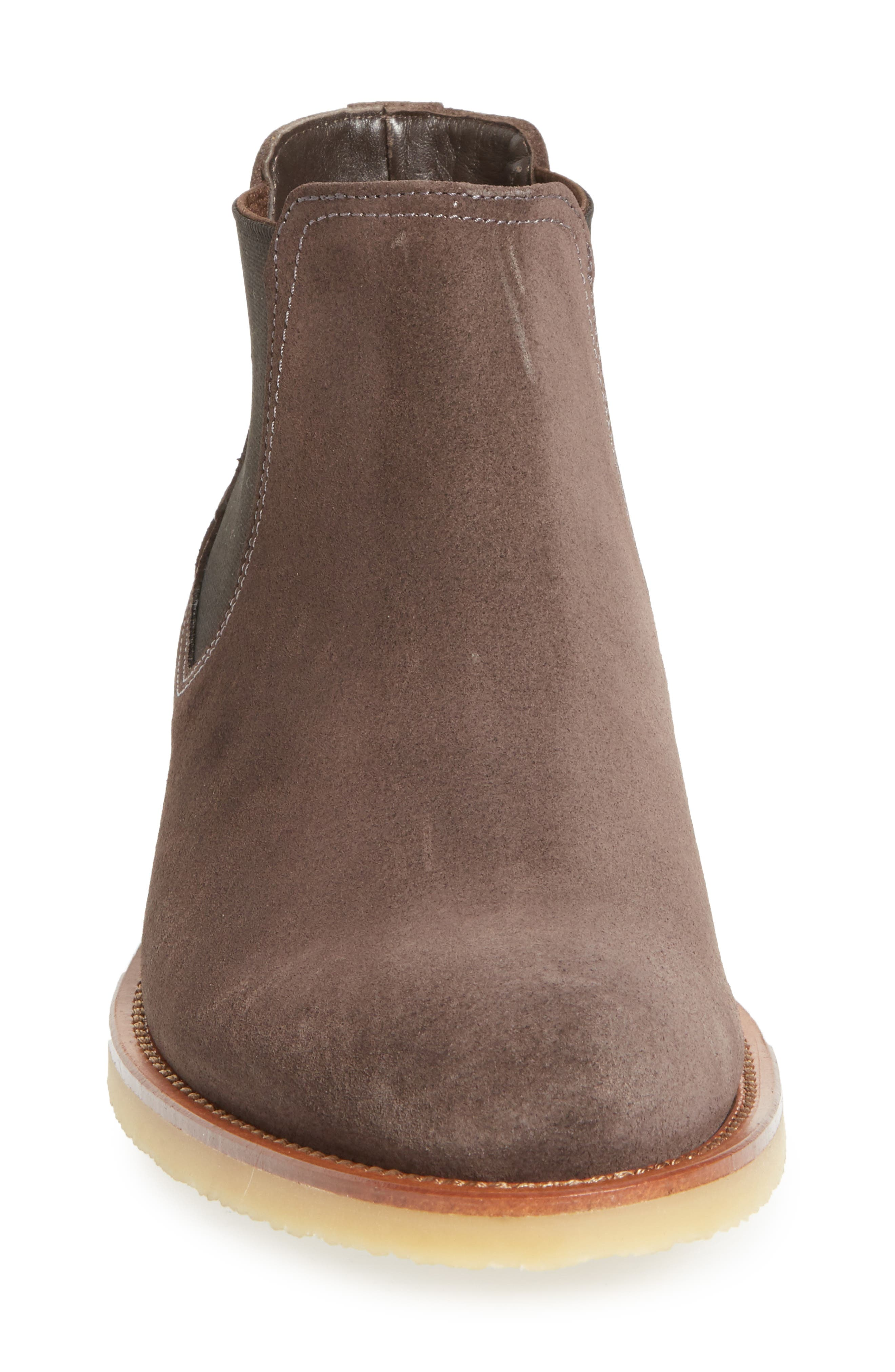 March Chelsea Boot,                             Alternate thumbnail 3, color,                             033