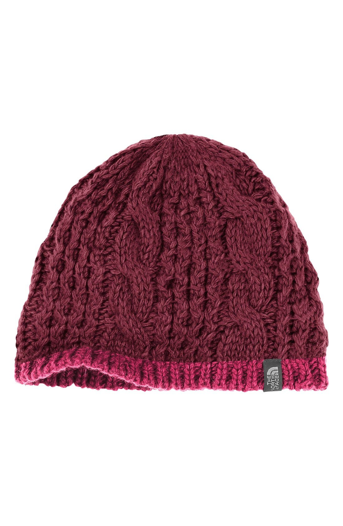 'Minna' Cable Knit Beanie,                             Main thumbnail 14, color,