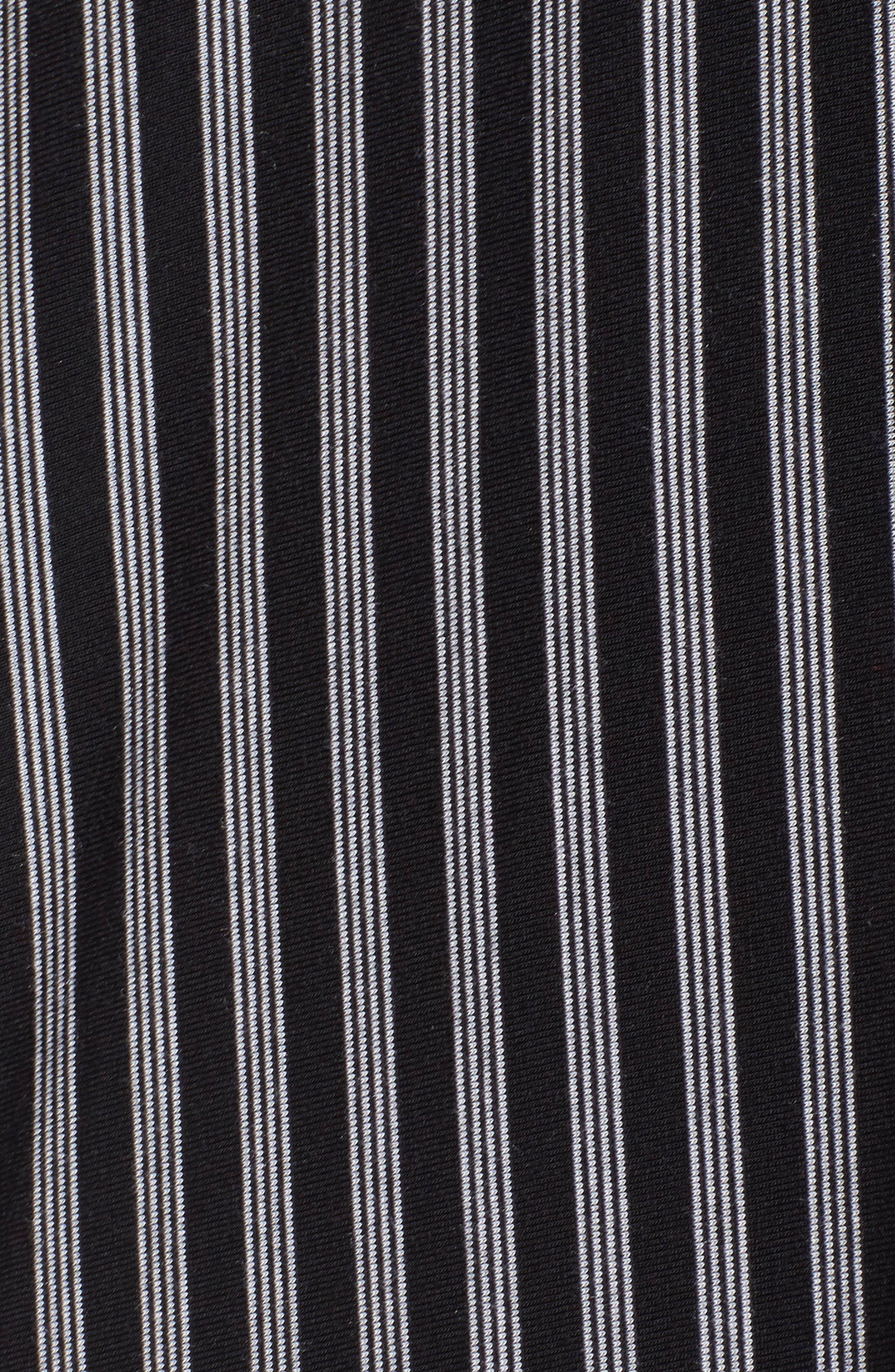 Stripe Sleepshirt,                             Alternate thumbnail 5, color,                             001
