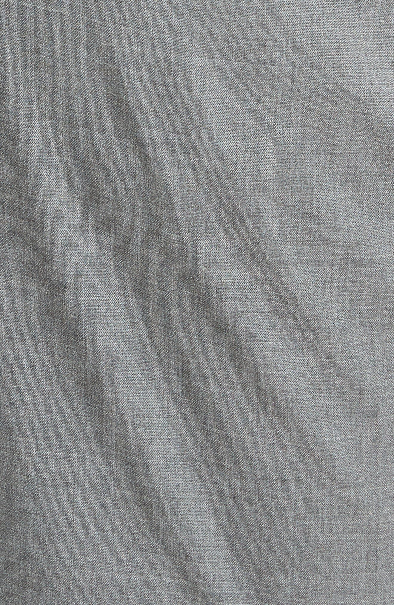 Tropical Wool Suit Trousers,                             Alternate thumbnail 9, color,