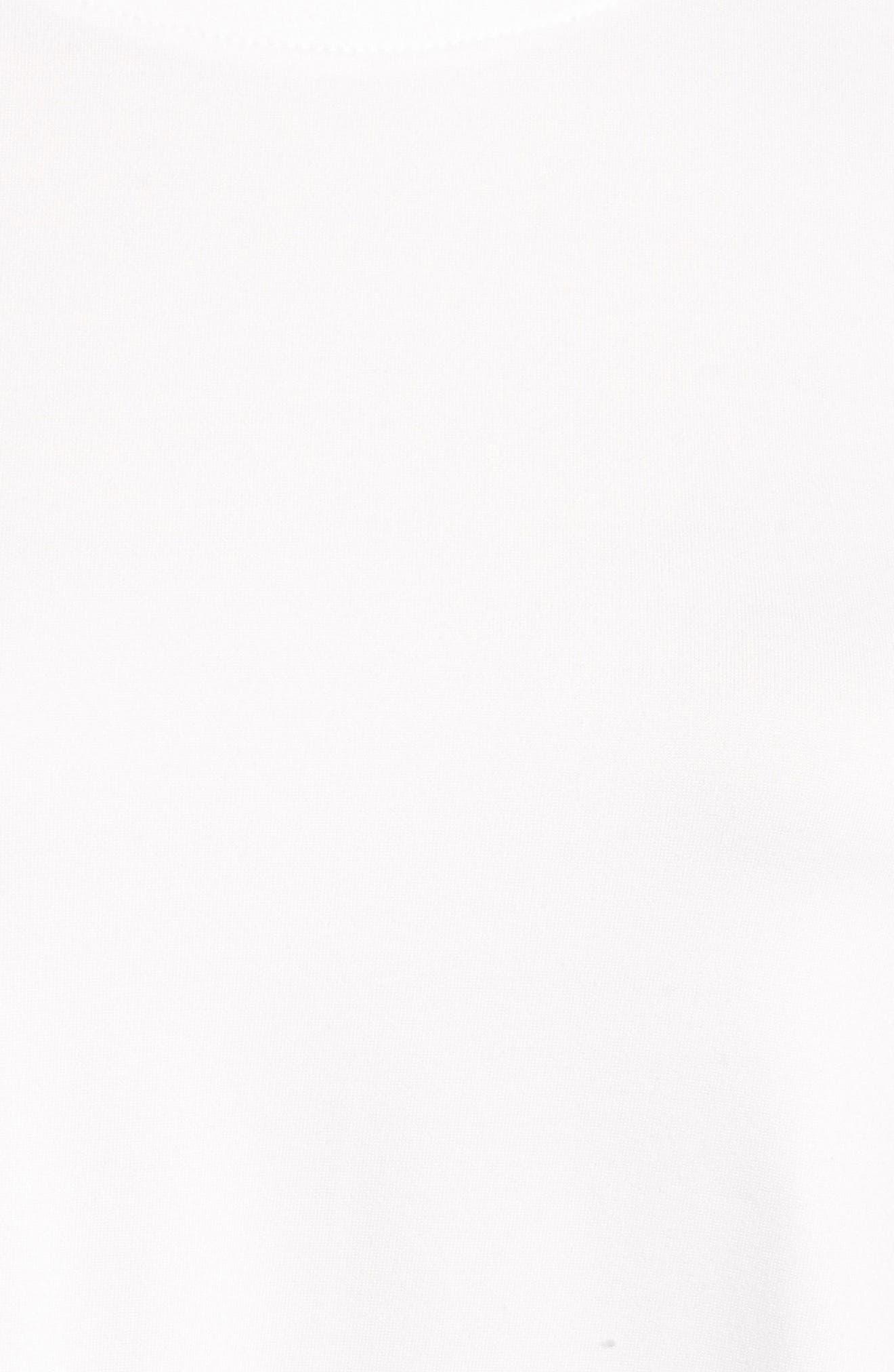 Asymmetrical Ruffle Hem Top,                             Alternate thumbnail 29, color,