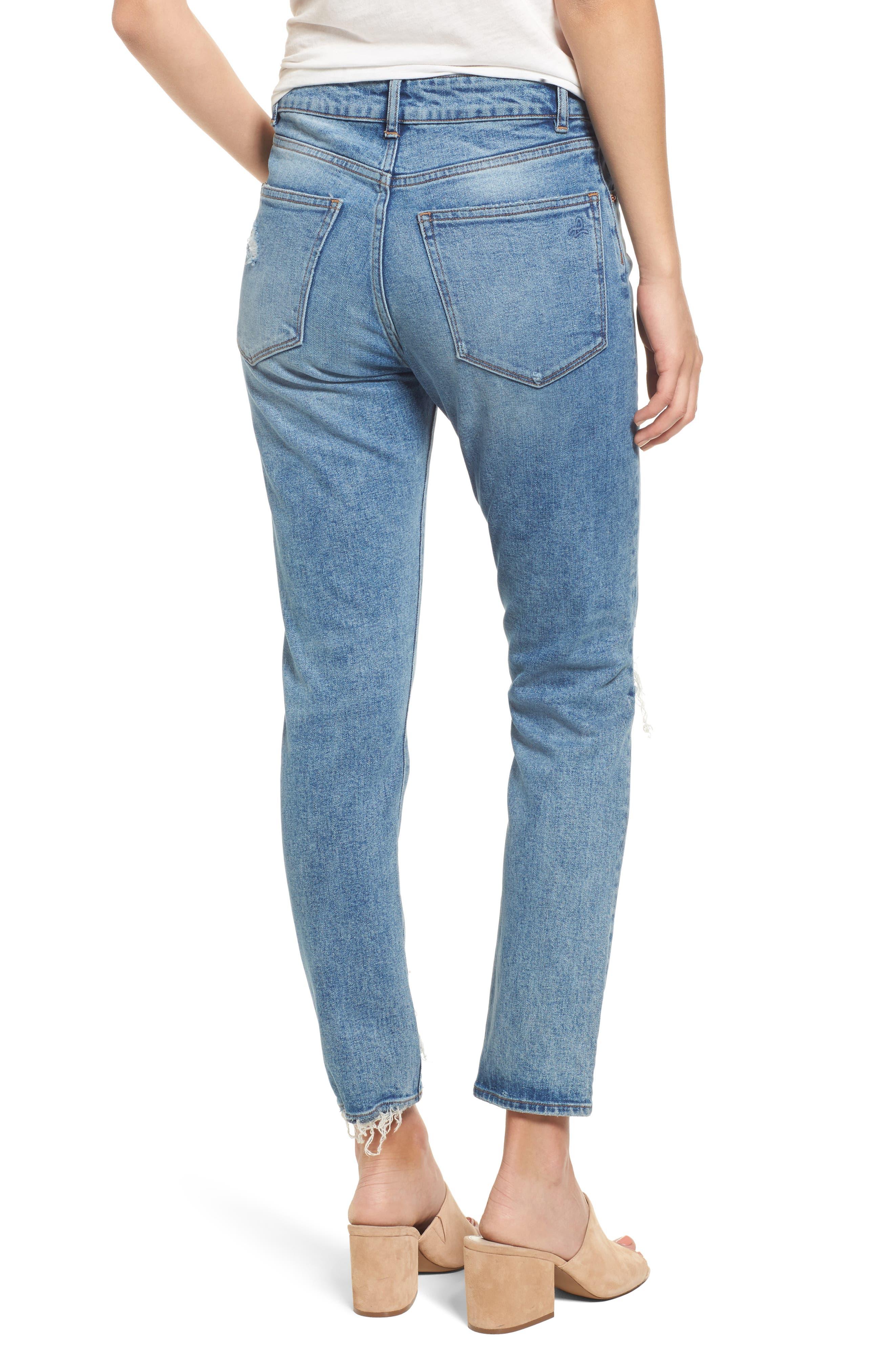 Bella Vintage Ankle Skinny Jeans,                             Alternate thumbnail 2, color,                             430
