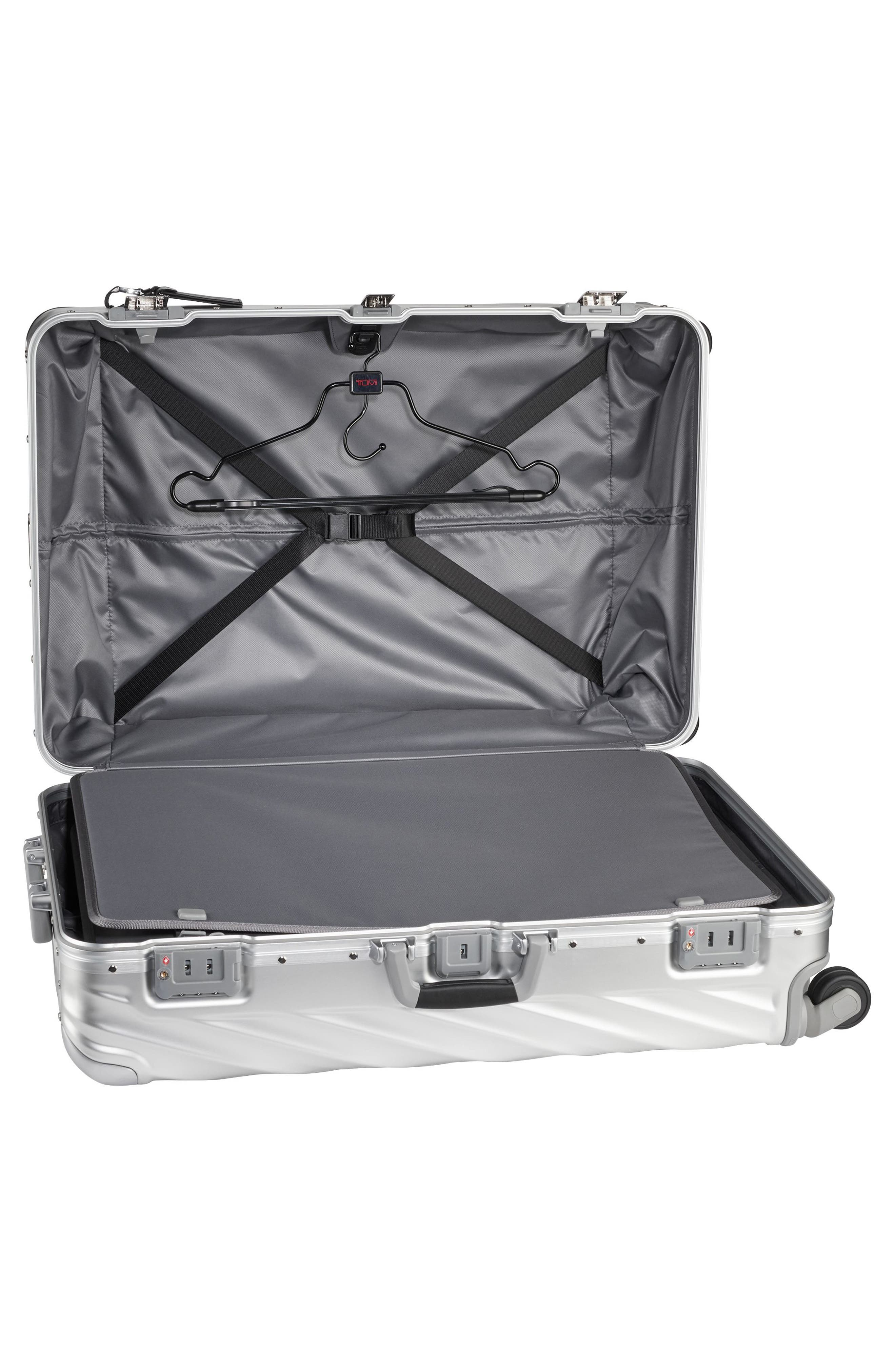 TUMI,                             19 Degree 31-Inch Extended Trip Wheeled Aluminum Packing Case,                             Alternate thumbnail 2, color,                             SILVER