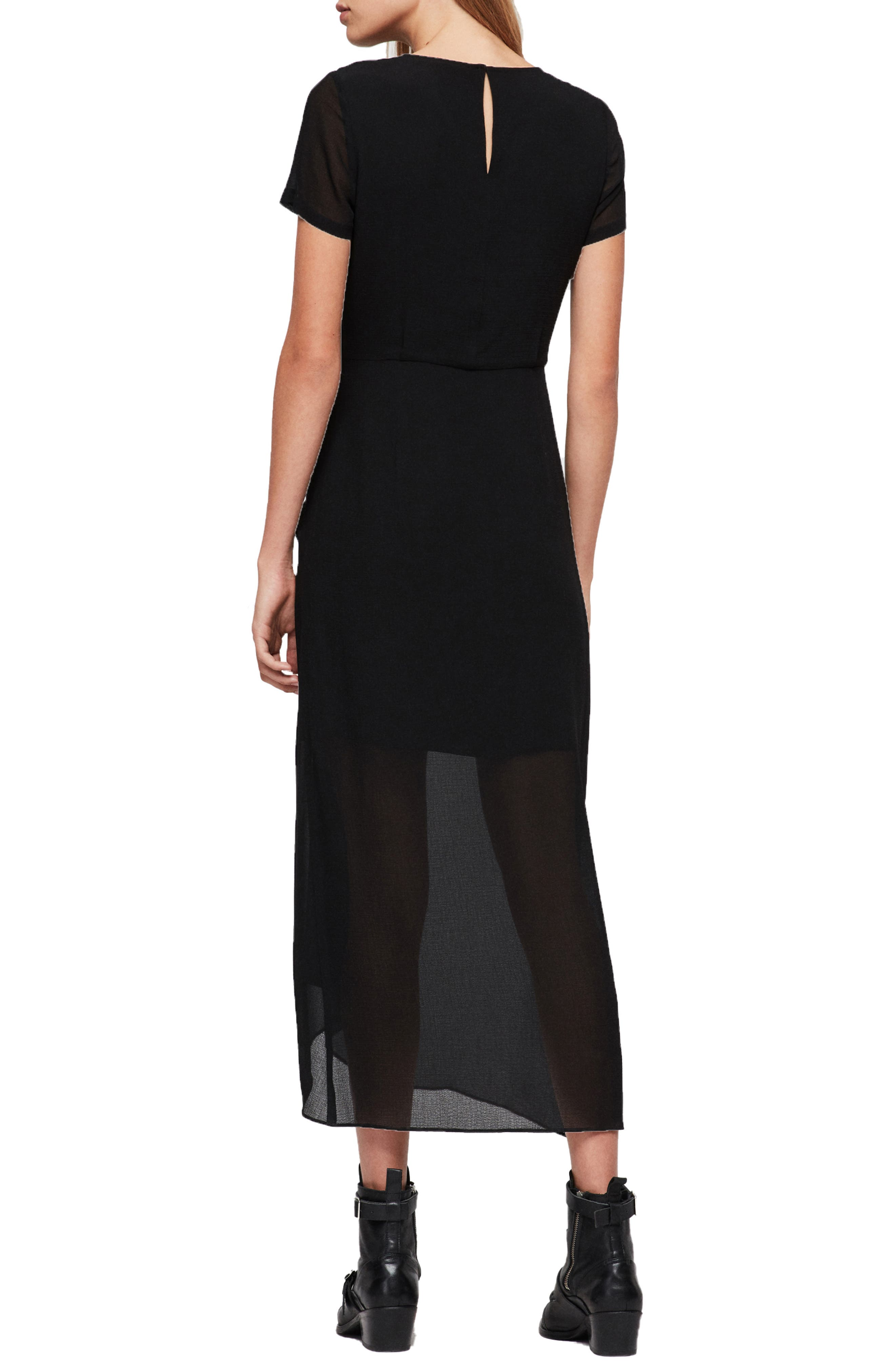 Ariya Dress,                             Alternate thumbnail 2, color,                             001