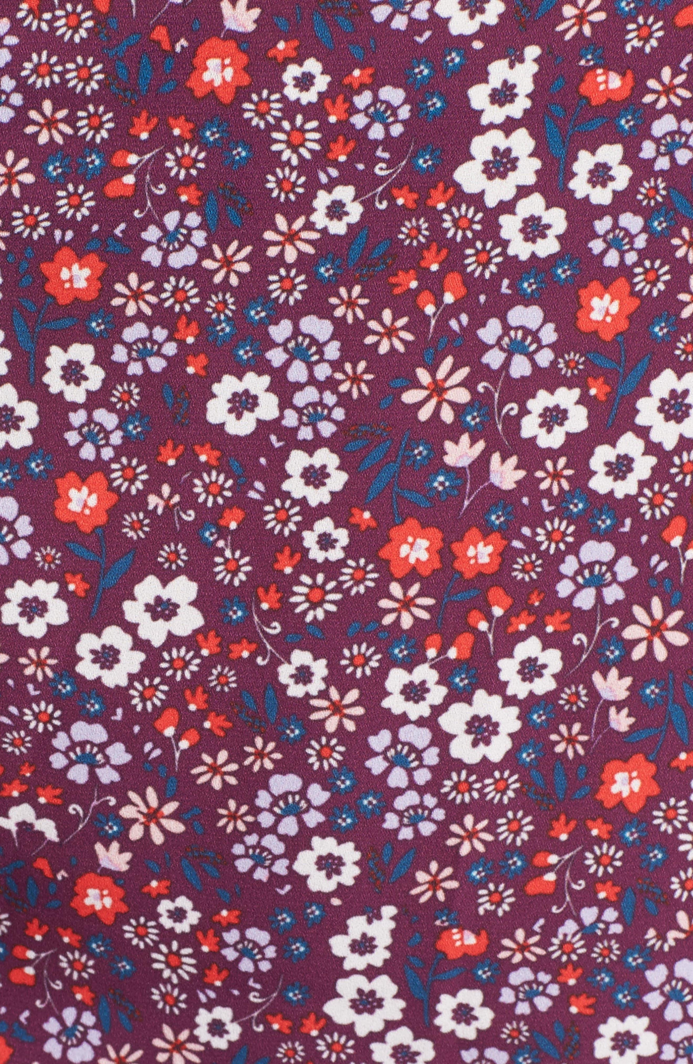 Heidi Ruffle Blouse,                             Alternate thumbnail 5, color,                             500