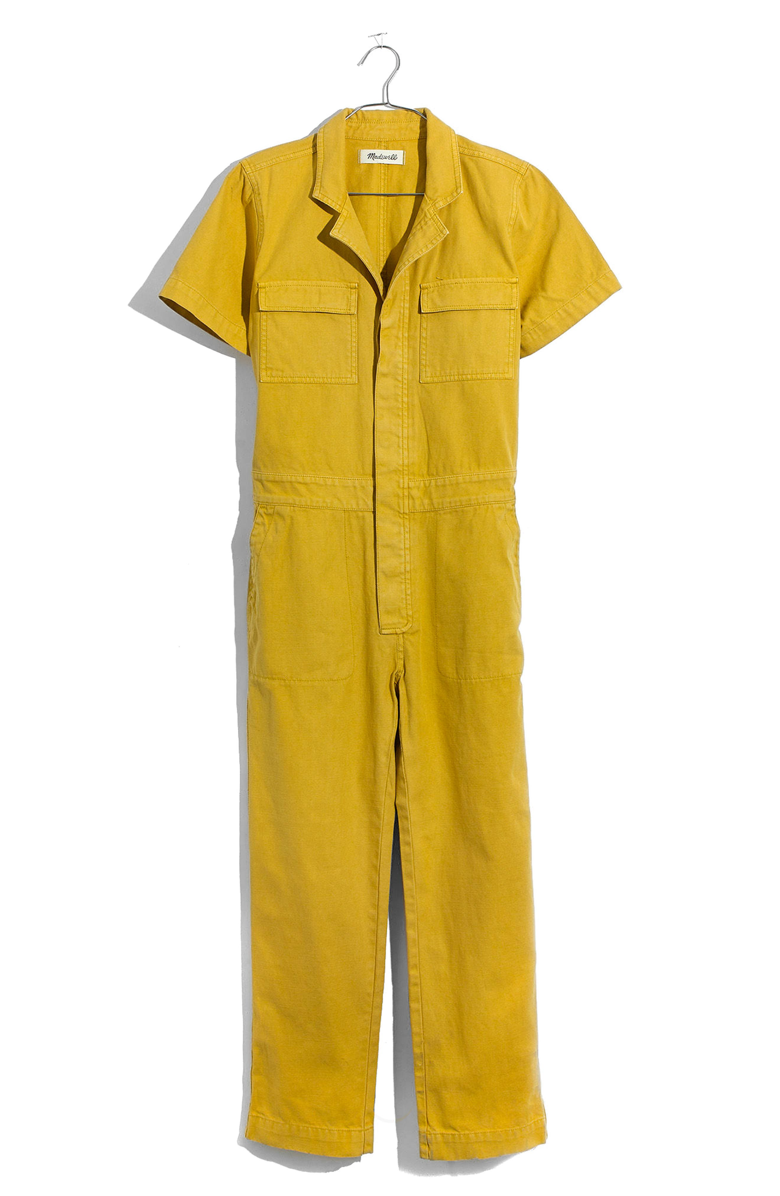Coverall Jumpsuit,                             Alternate thumbnail 3, color,                             700