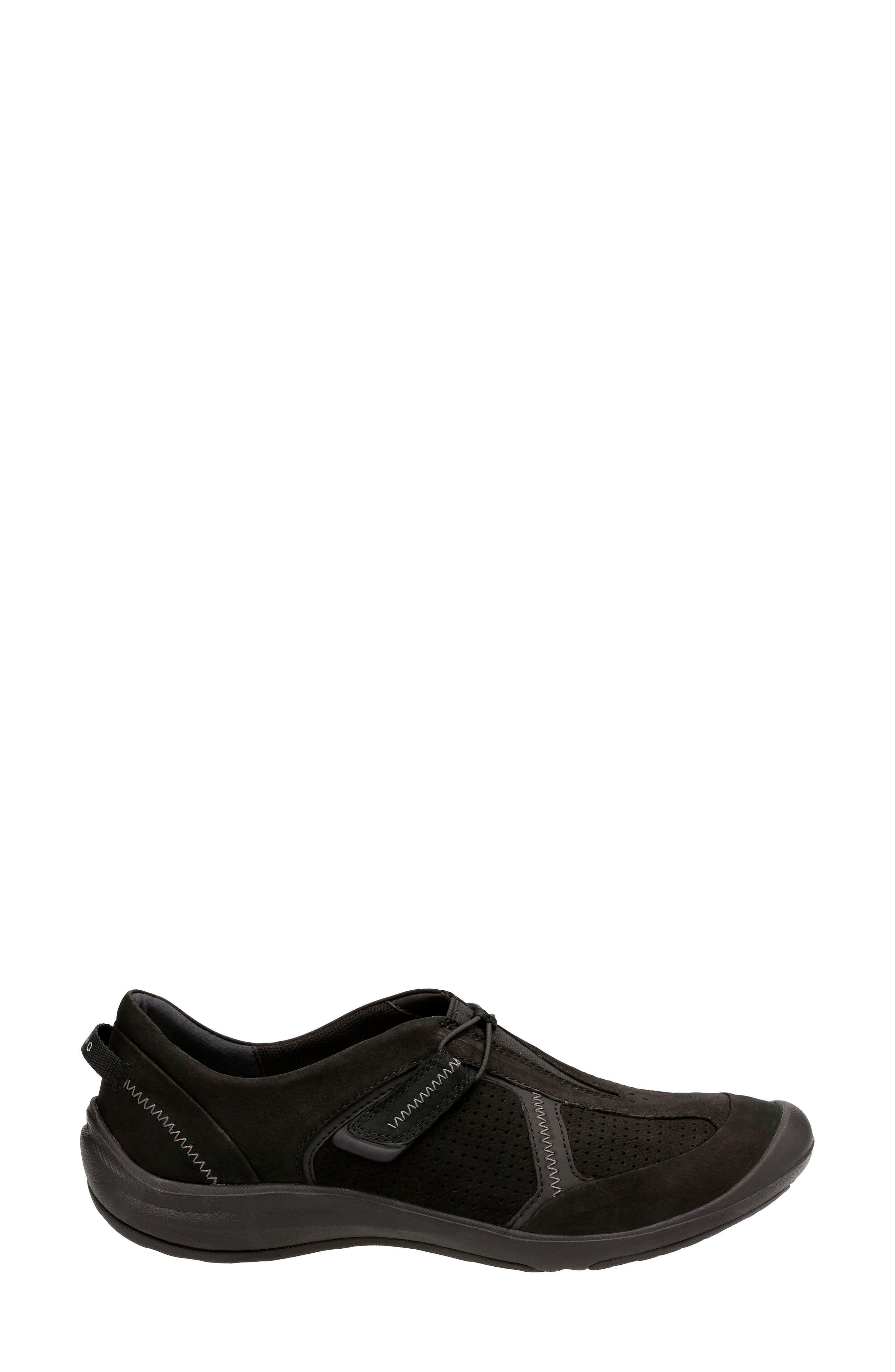 'Asney' Slip-On Sneaker,                             Alternate thumbnail 3, color,                             002