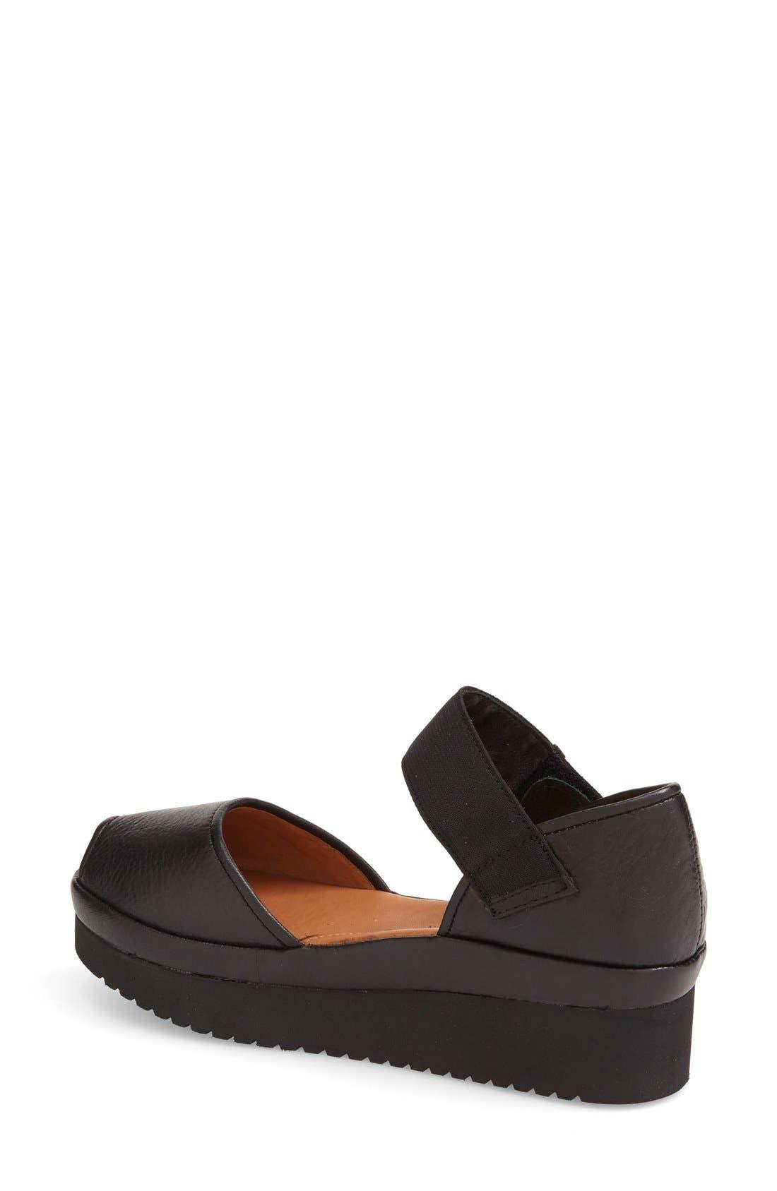 'Amadour' Platform Sandal,                             Alternate thumbnail 16, color,