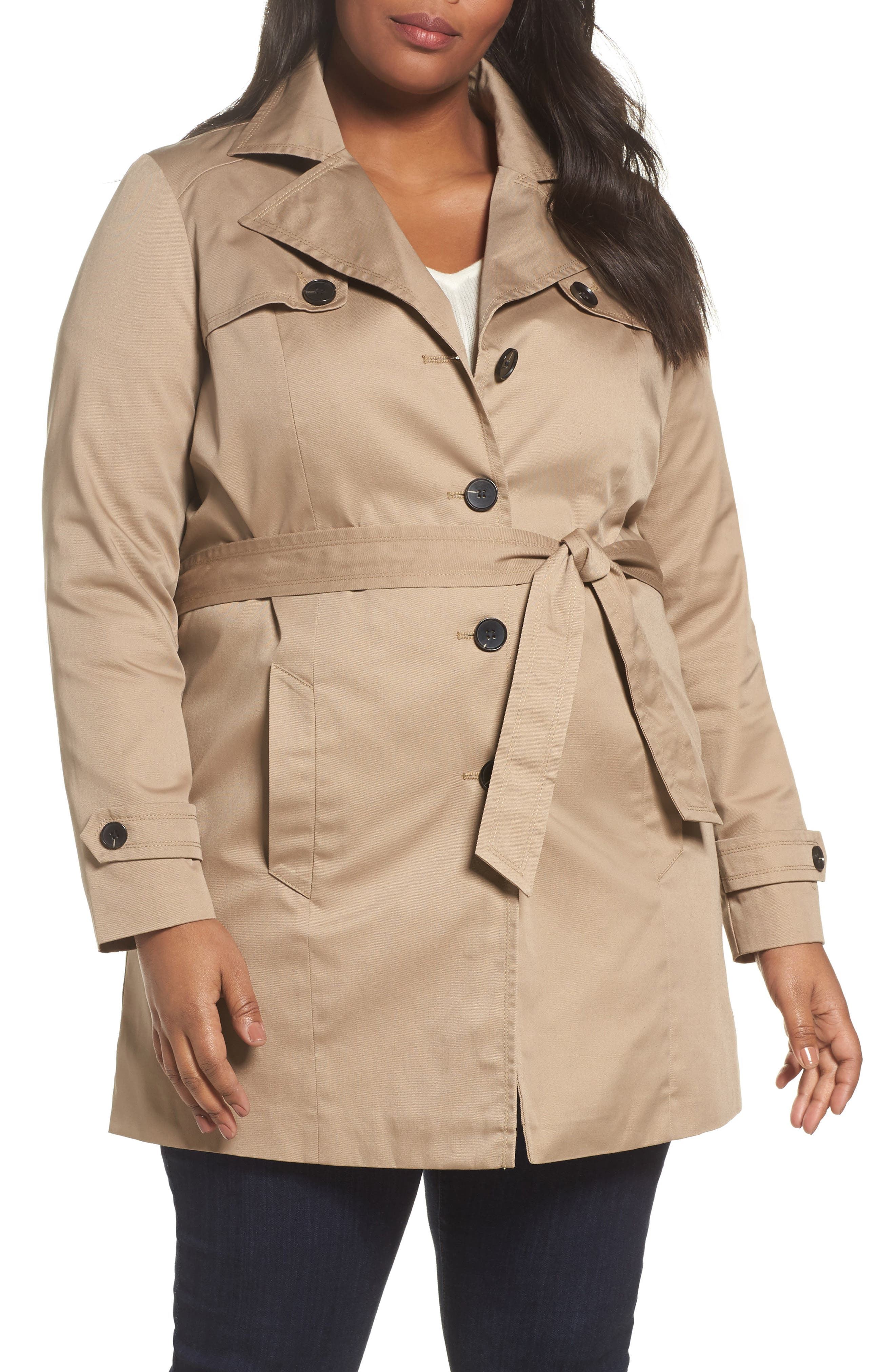 Trench Coat,                         Main,                         color, 251