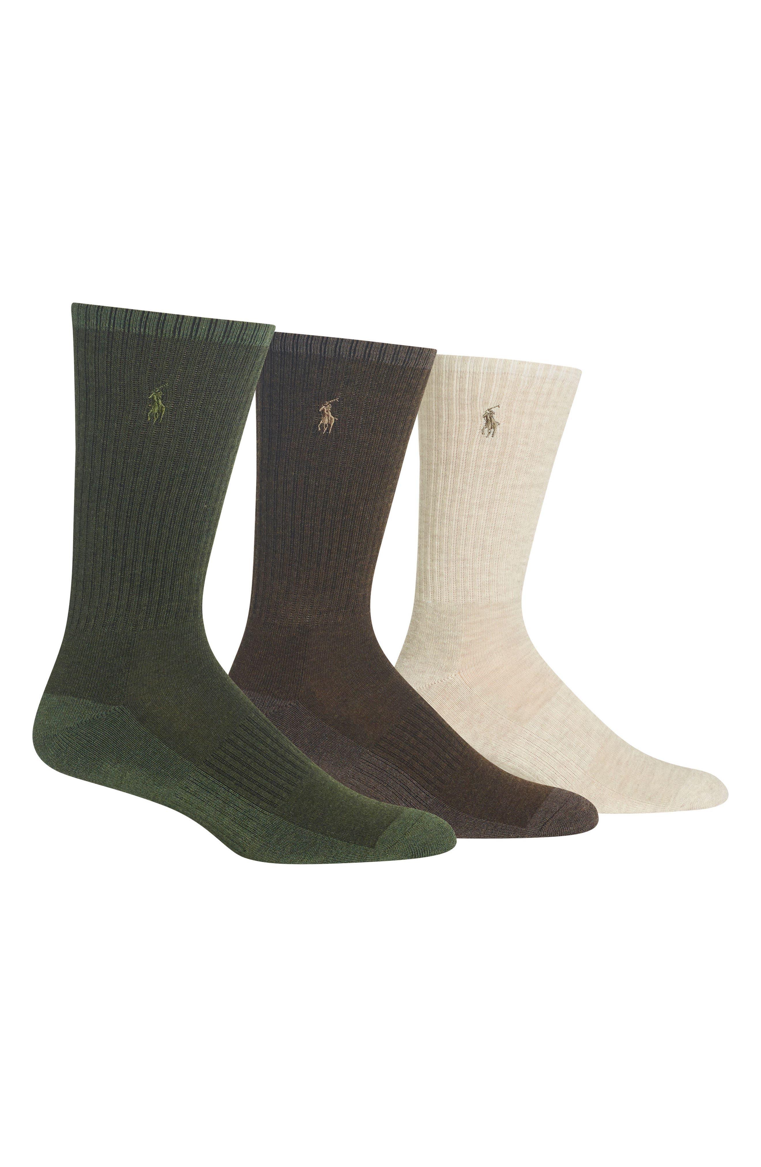3-Pack Socks,                         Main,                         color, 364