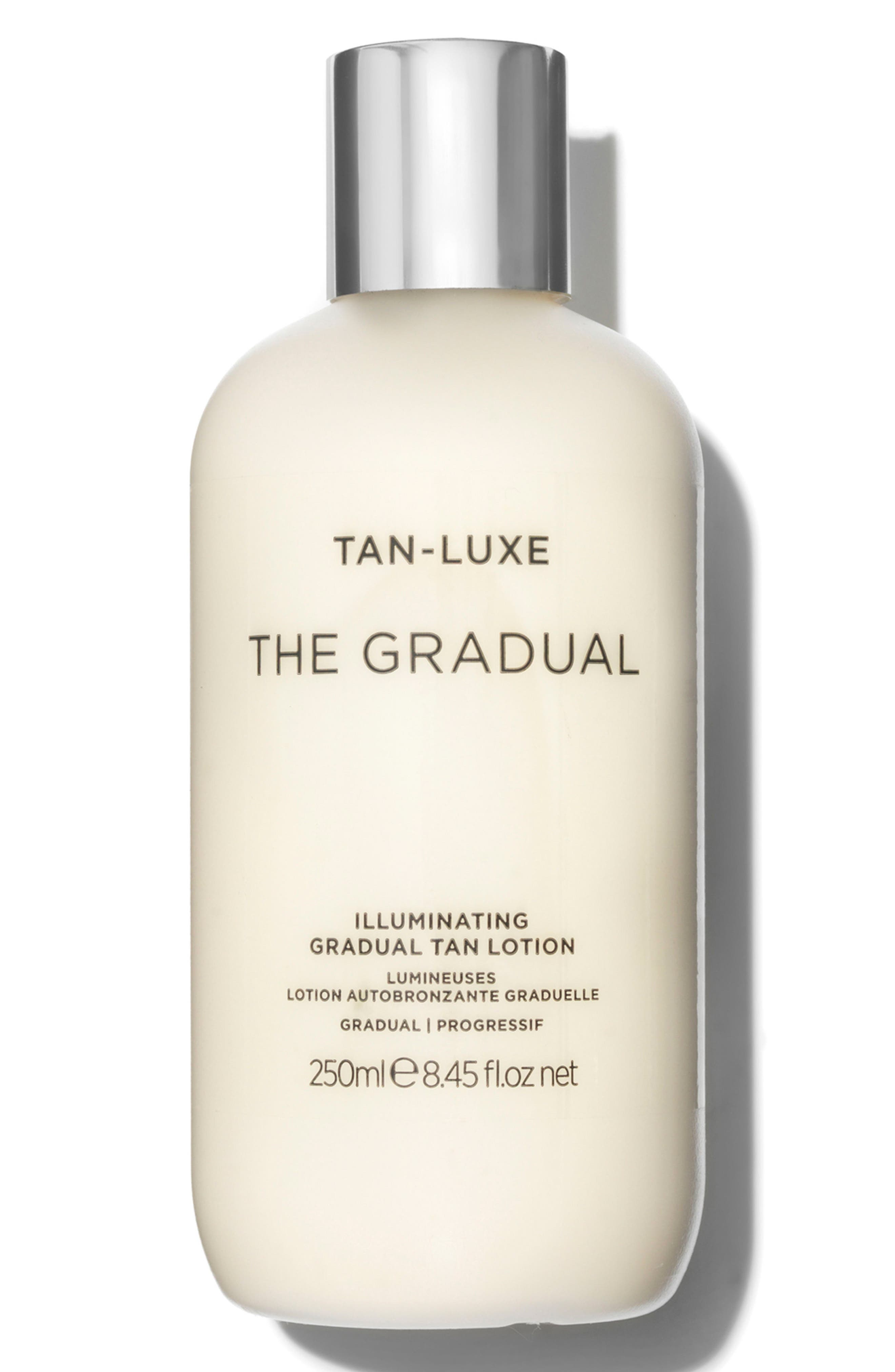 SPACE.NK.apothecary Tan-Luxe The Gradual Illuminating Tanning Lotion, Main, color, 200