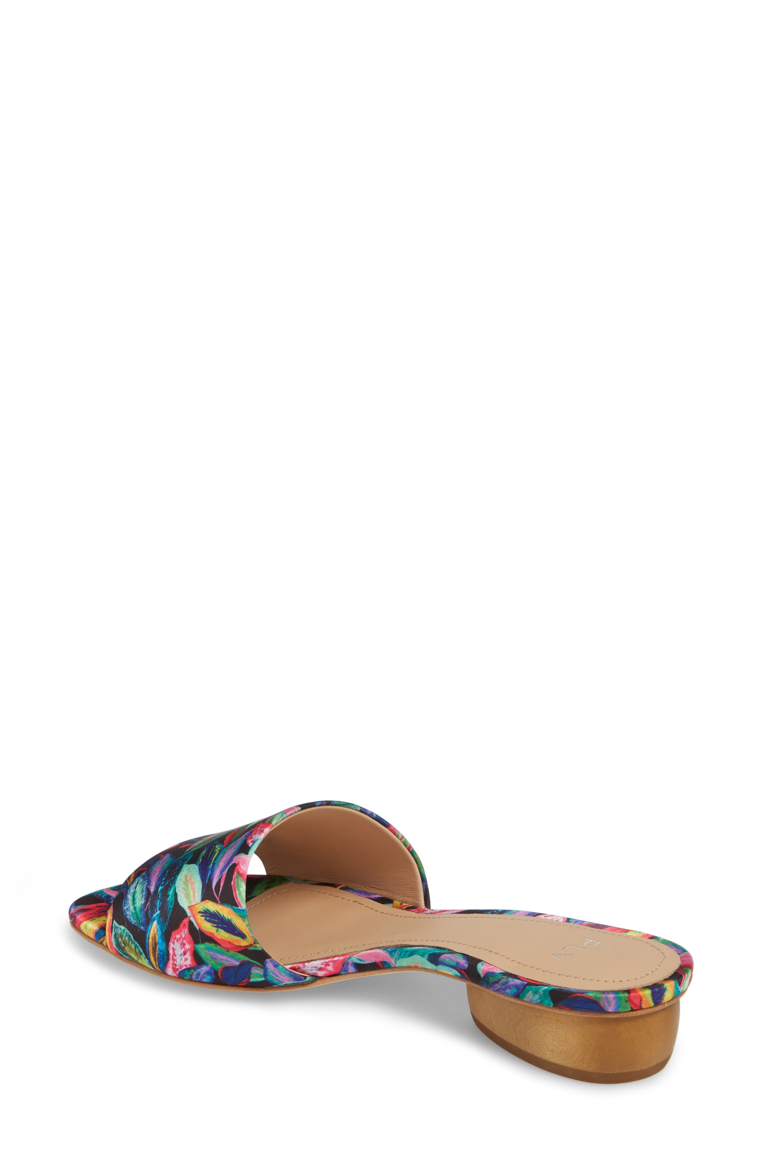 Mallory Slide Sandal,                             Alternate thumbnail 5, color,