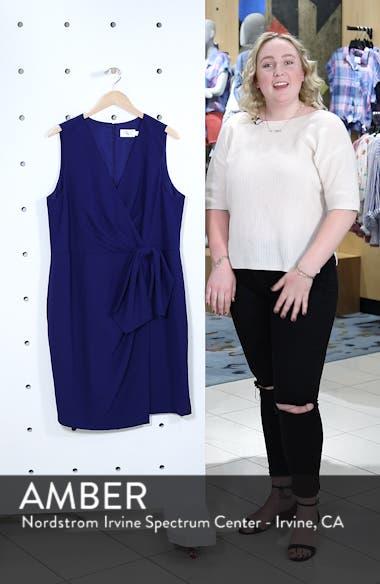 Faux Wrap Dress, sales video thumbnail