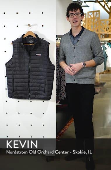Regular Fit Down Mountain Vest, sales video thumbnail