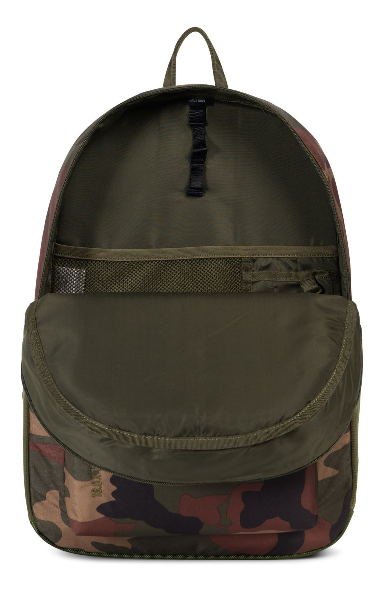 Rundle Trail Backpack,                             Alternate thumbnail 3, color,                             CAMO
