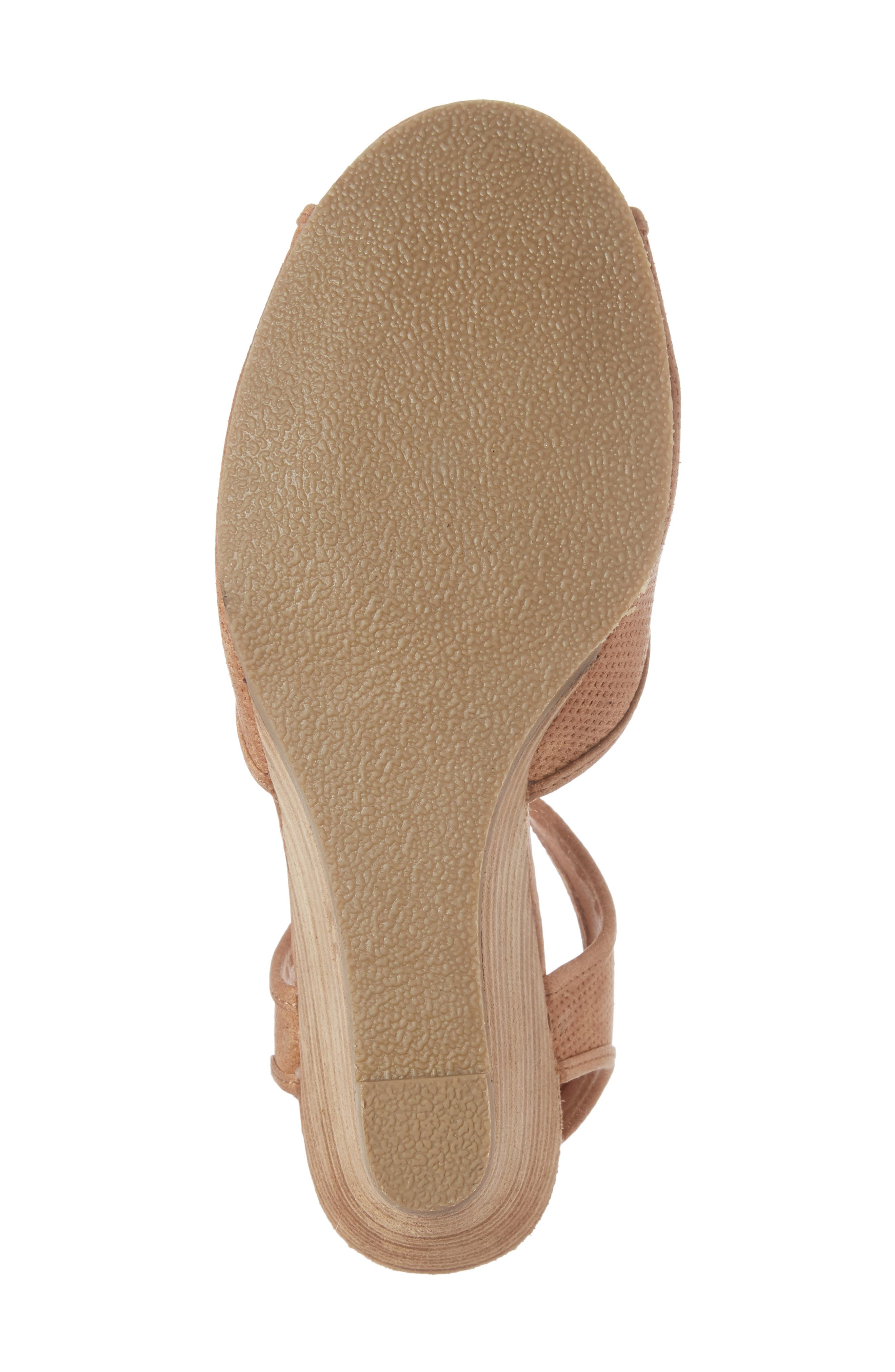 Coconuts by Matisse Unify Wedge Sandal,                             Alternate thumbnail 6, color,                             255