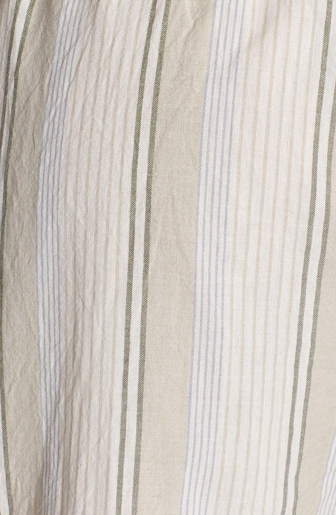 'Boho' Print Lounge Pants,                             Alternate thumbnail 3, color,                             101