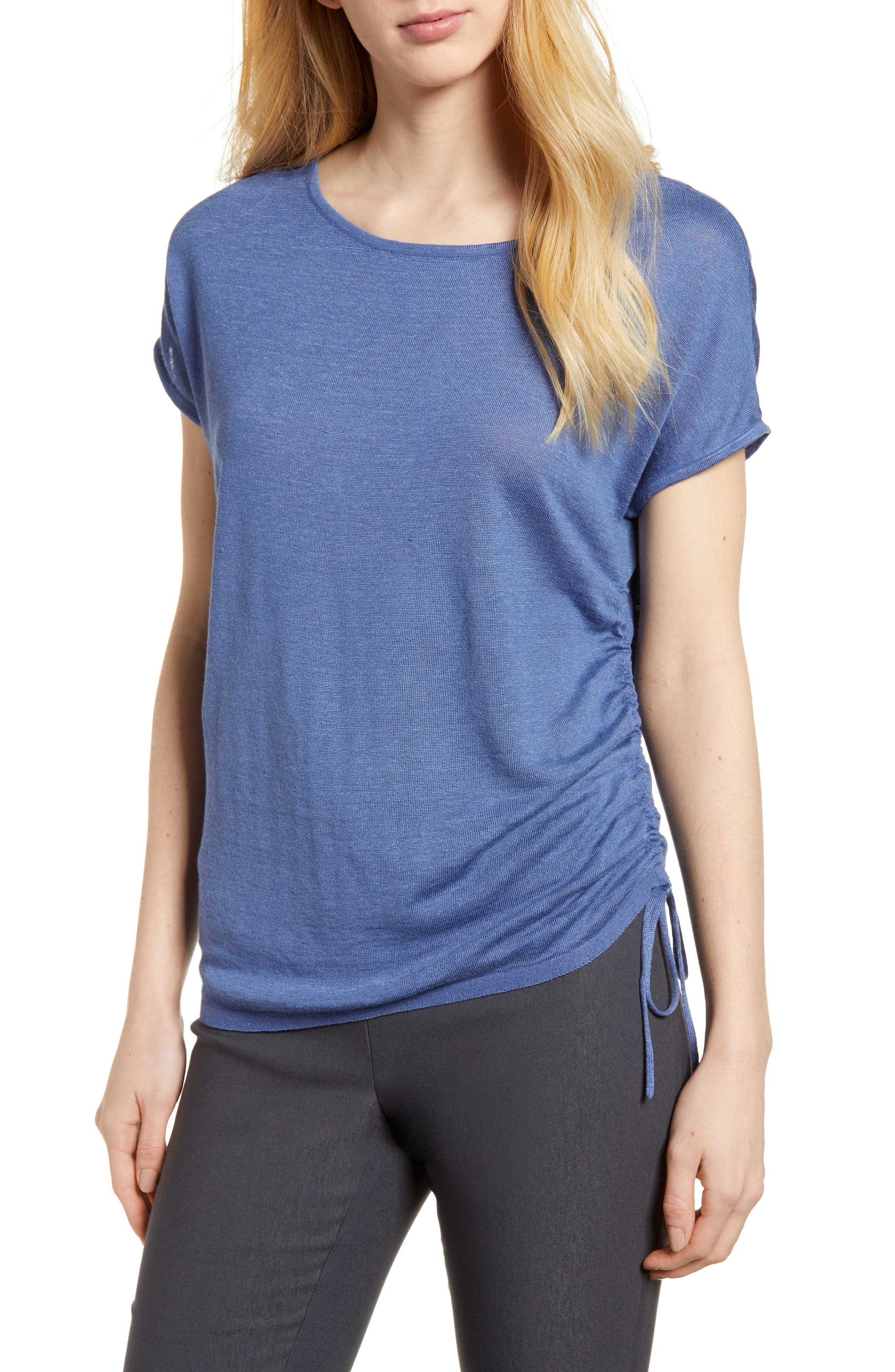 Refreshing Side Tie Top,                             Main thumbnail 4, color,