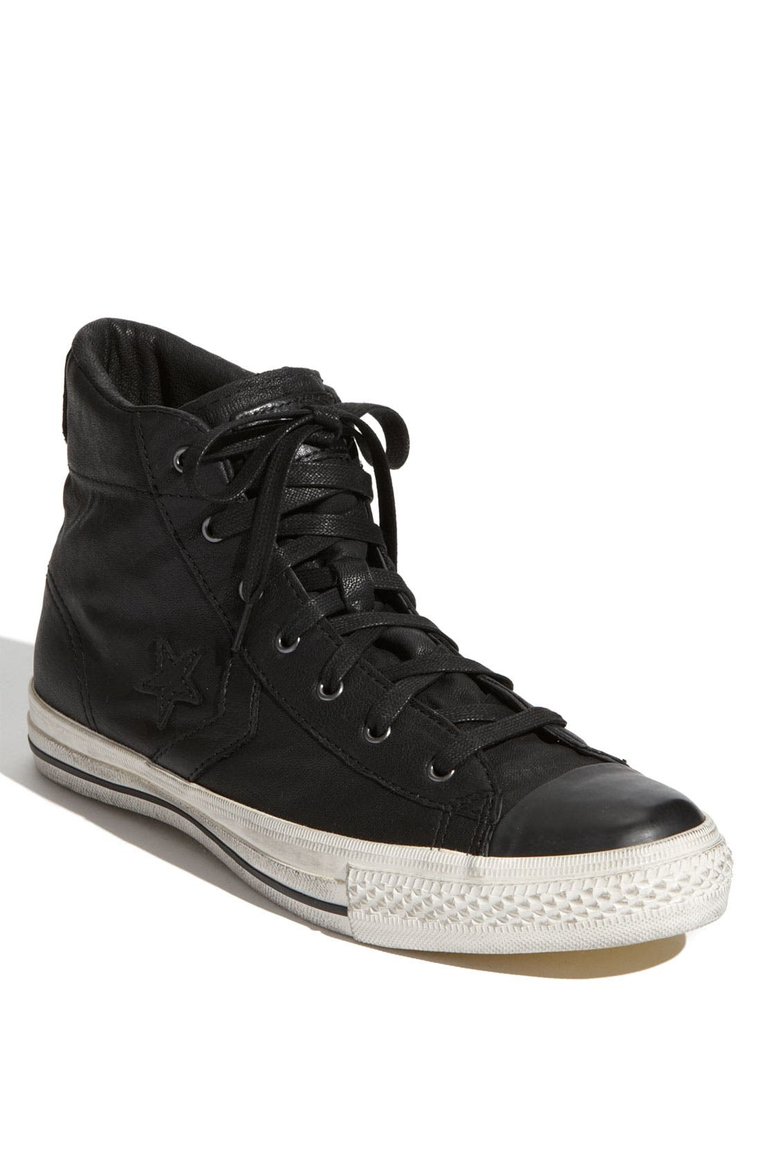 'Star Player Mid' Sneaker,                             Main thumbnail 1, color,                             001