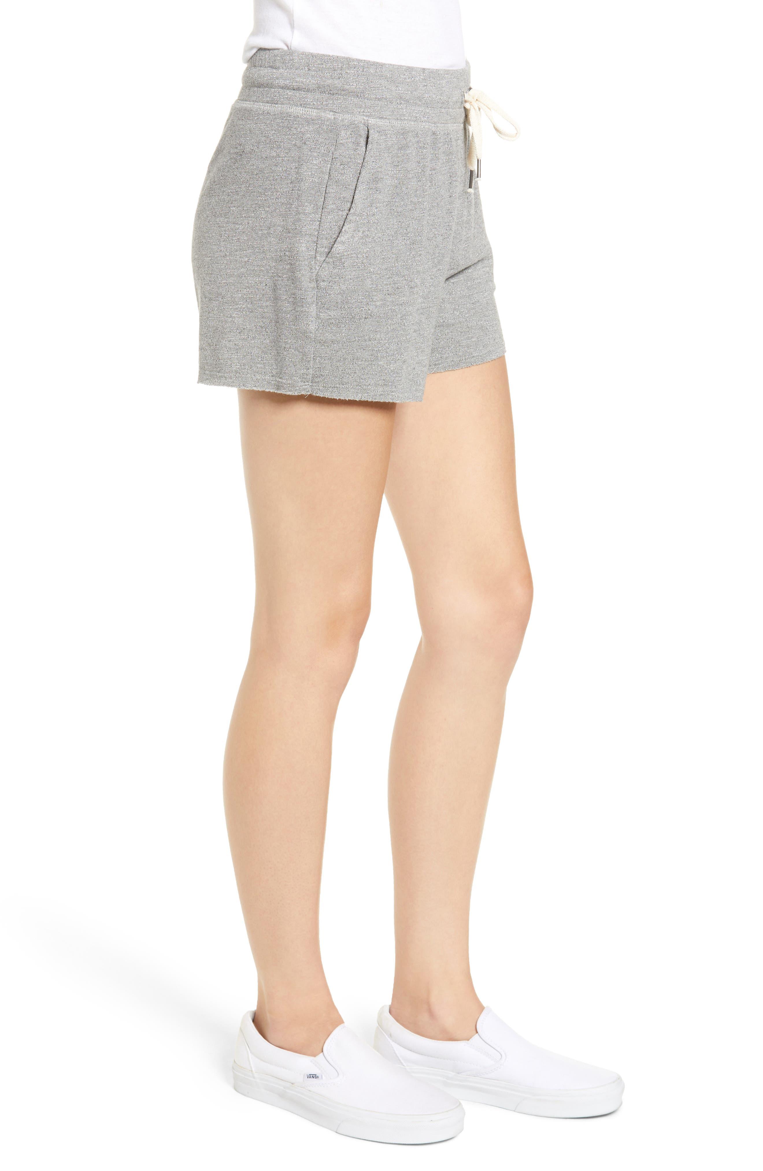 Active Shorts,                             Alternate thumbnail 3, color,                             HEATHER GREY