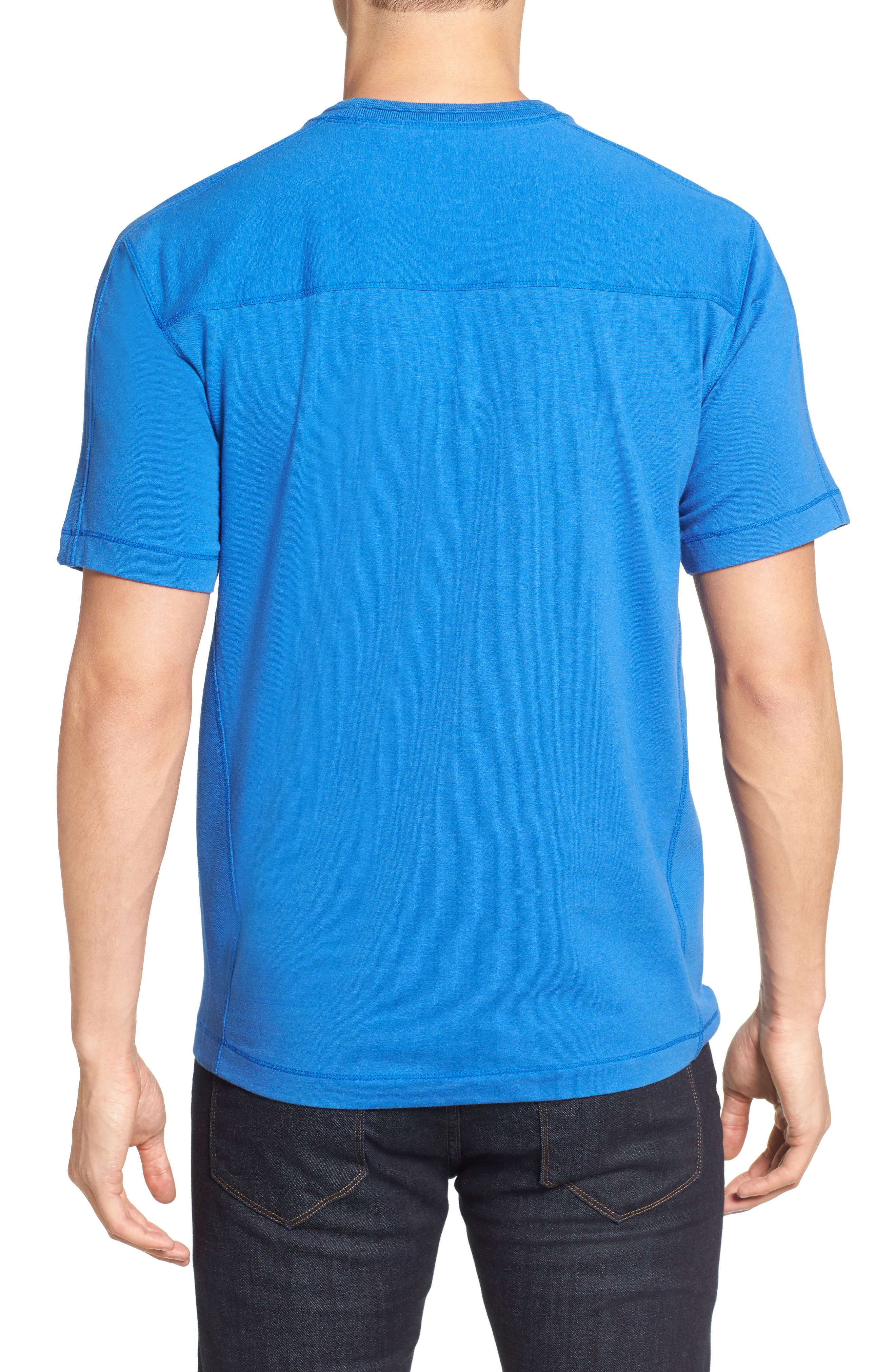 Steve Stretch Jersey T-Shirt,                             Alternate thumbnail 8, color,