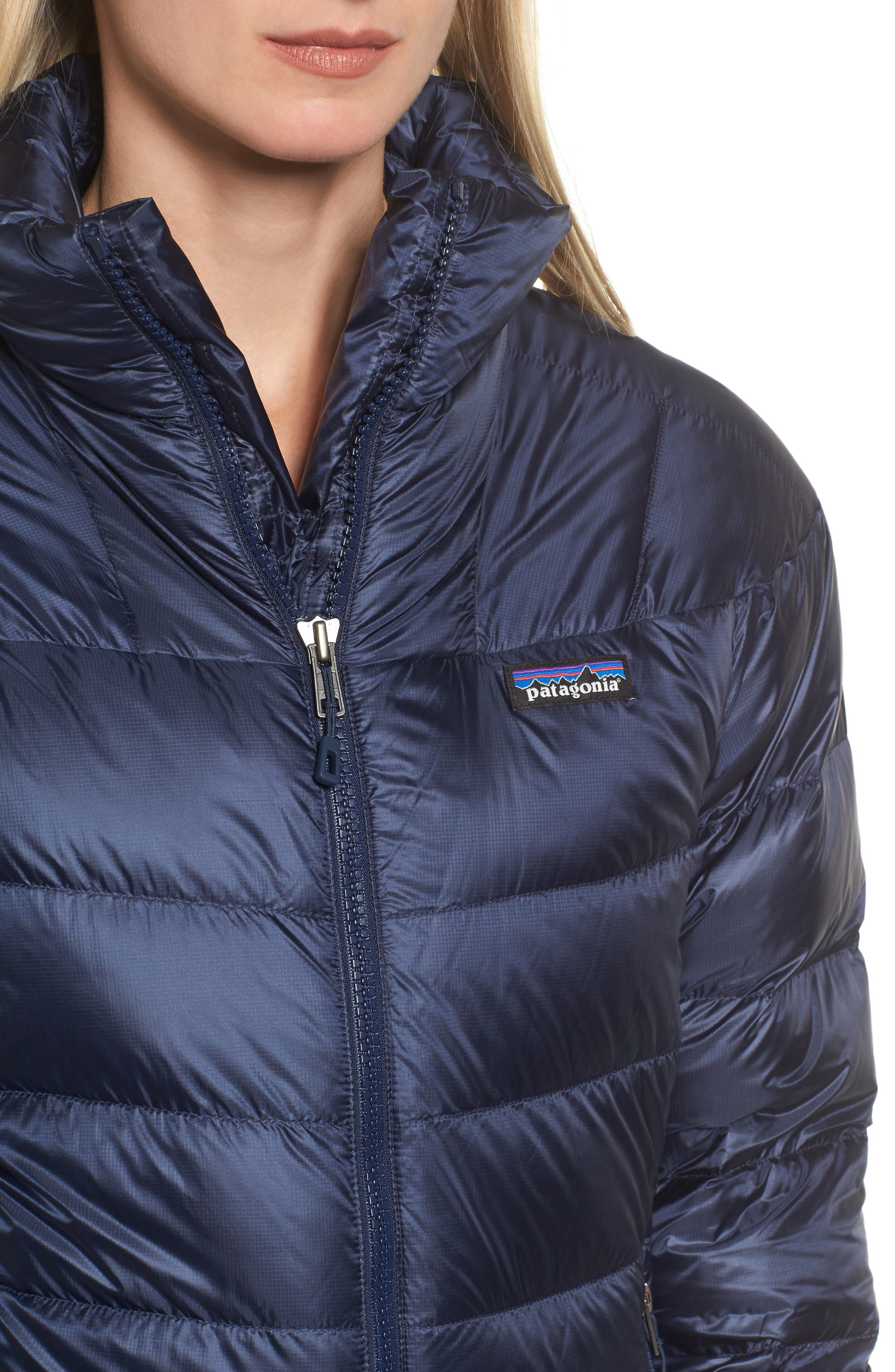 Fitz Roy Water Repellent 800-Fill-Power Down Parka,                             Alternate thumbnail 8, color,