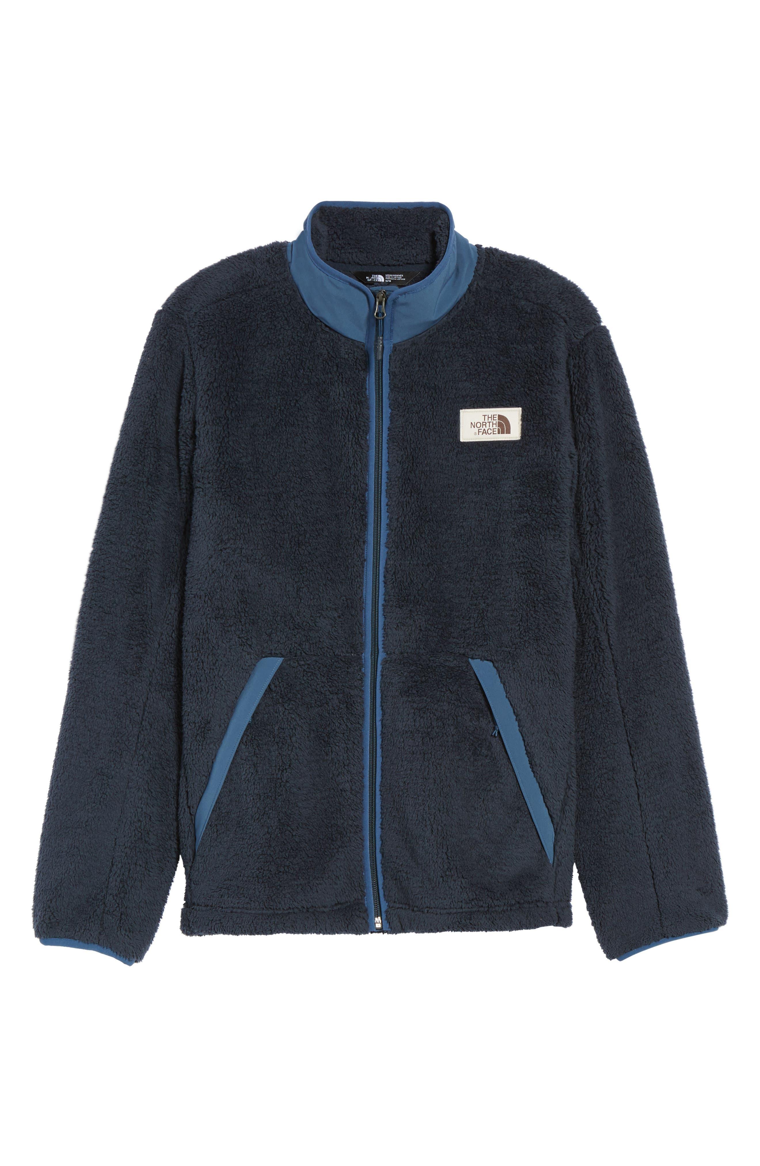 Campshire Zip Fleece Jacket,                             Alternate thumbnail 59, color,