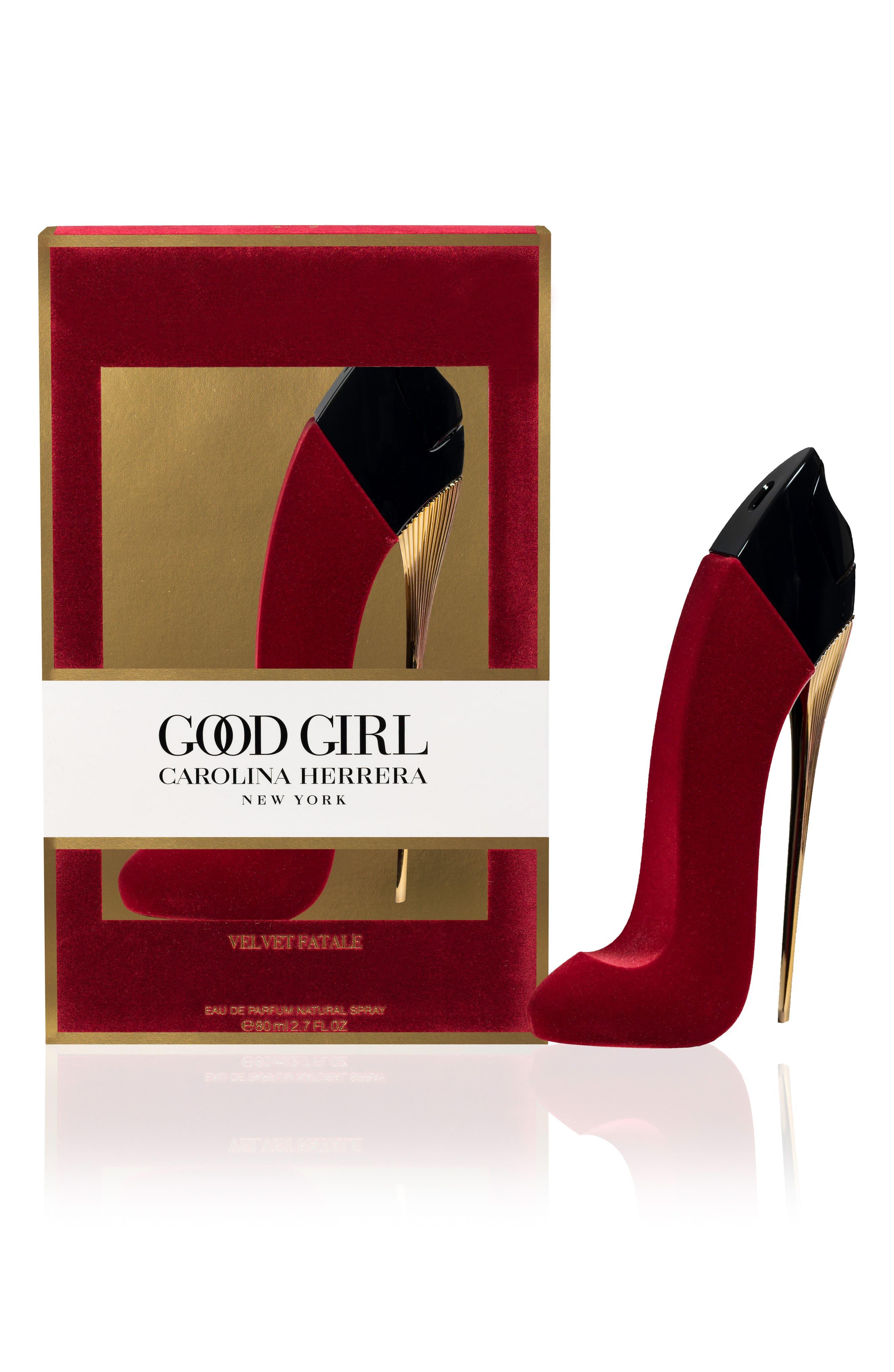 CAROLINA HERRERA,                             Good Girl Velvet Fatale Eau de Parfum Collector Edition,                             Alternate thumbnail 2, color,                             000