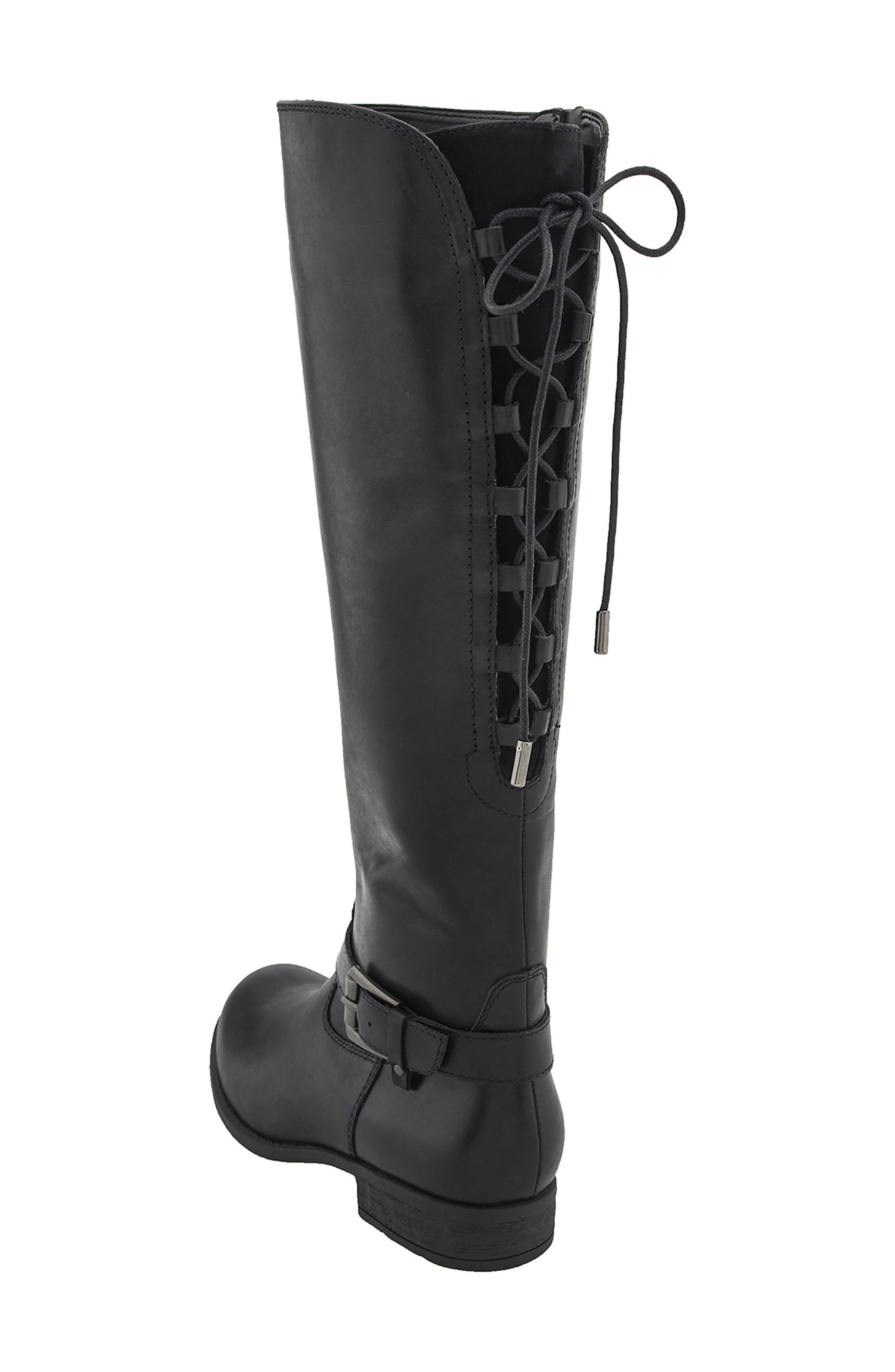 Raleigh Tall Waterproof Boot,                             Alternate thumbnail 2, color,                             015