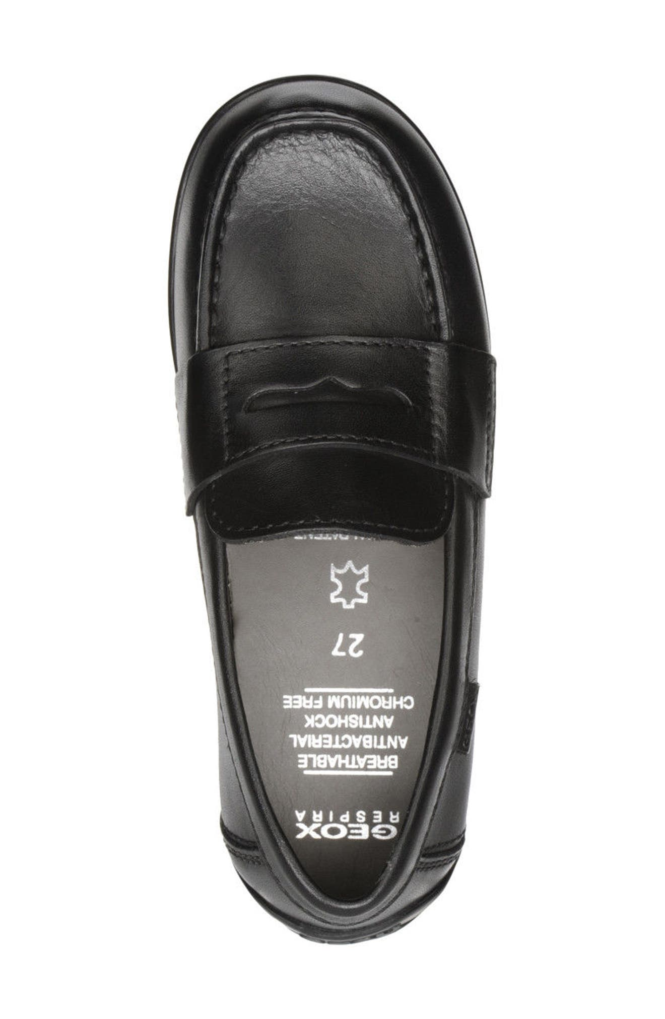New Fast Driver Moccasin,                             Alternate thumbnail 4, color,                             001
