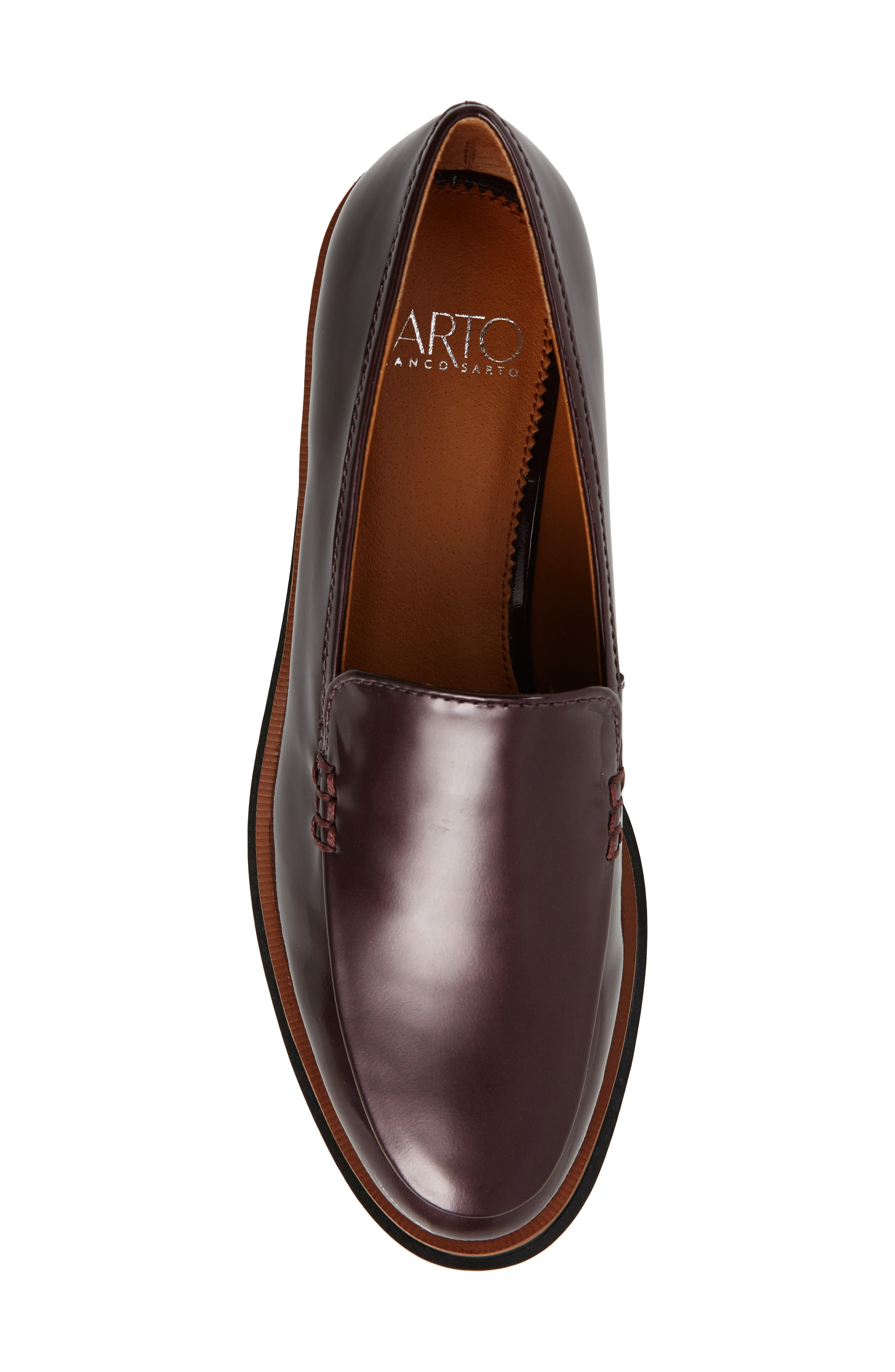 Ayers Loafer Flat,                             Alternate thumbnail 45, color,