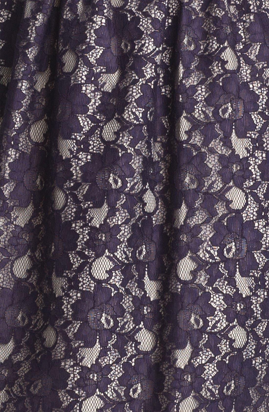 'Lizzie' Lace Dress,                             Alternate thumbnail 3, color,                             503