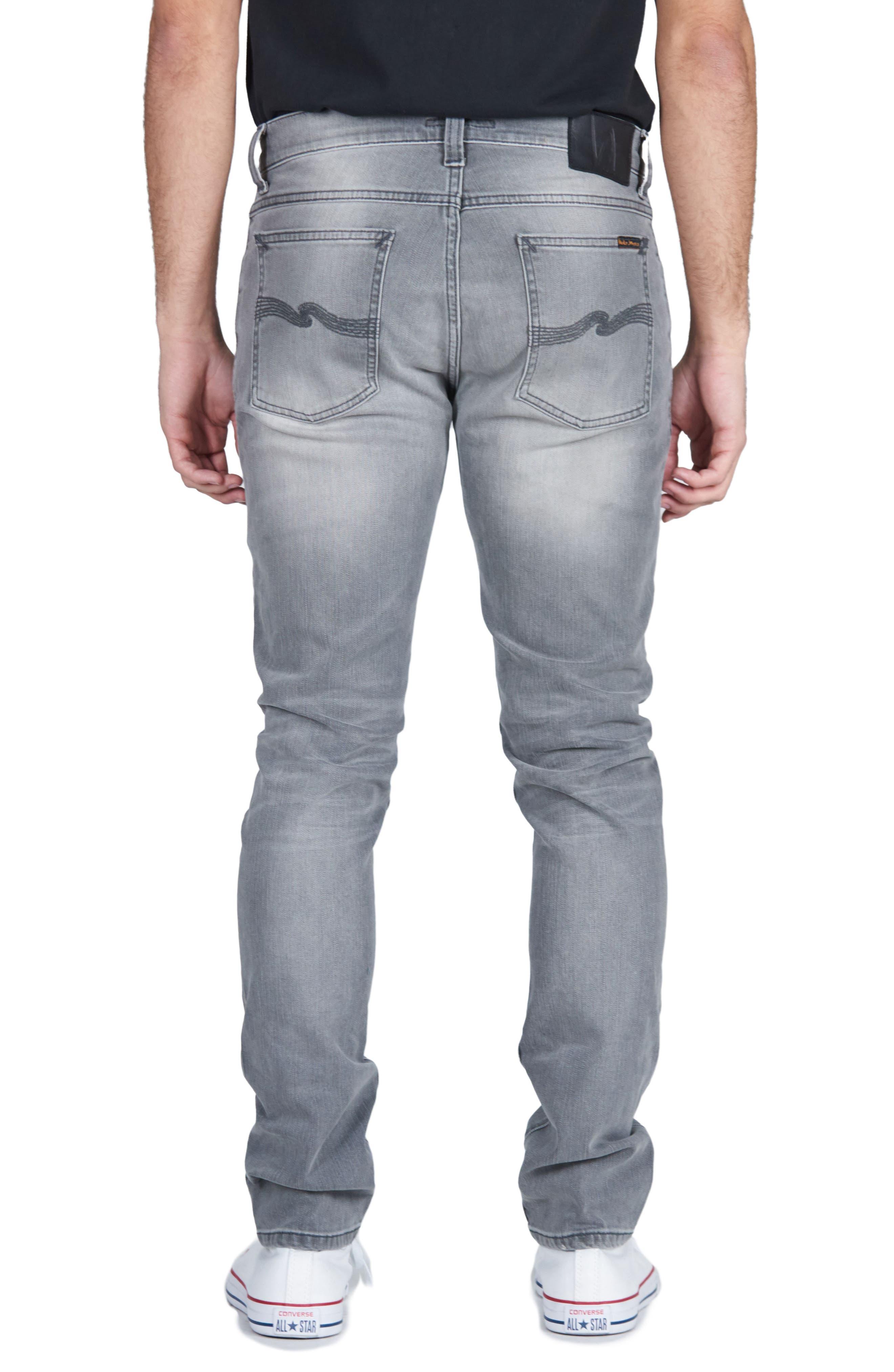 Lean Dean Slouchy Skinny Fit Jeans,                             Alternate thumbnail 2, color,