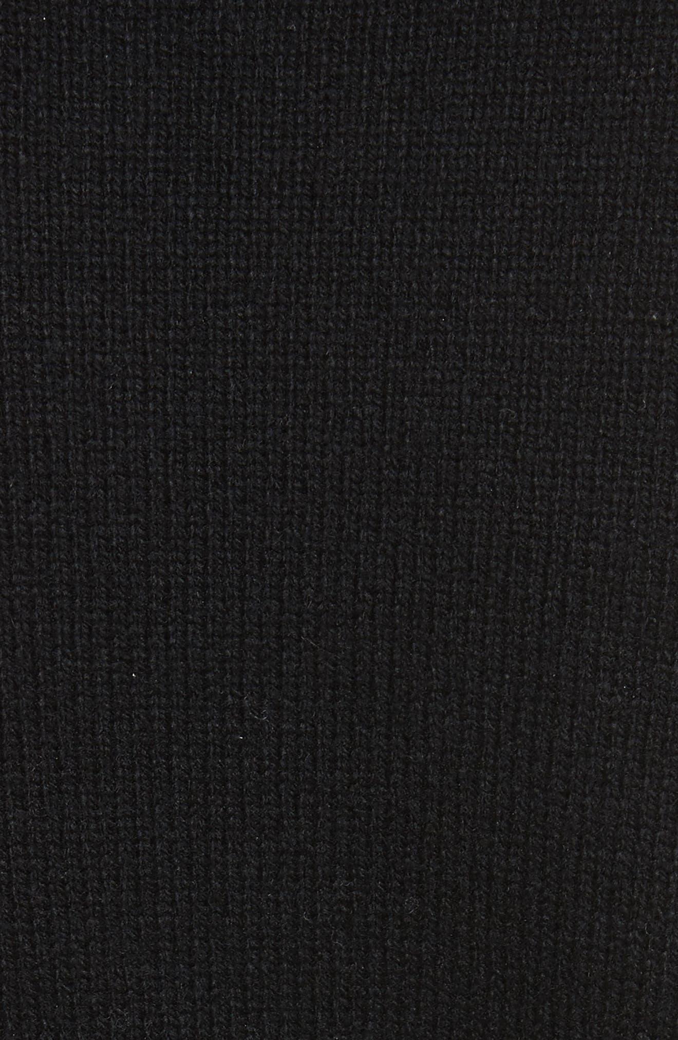 Lace Mix Cardigan,                             Alternate thumbnail 5, color,                             006